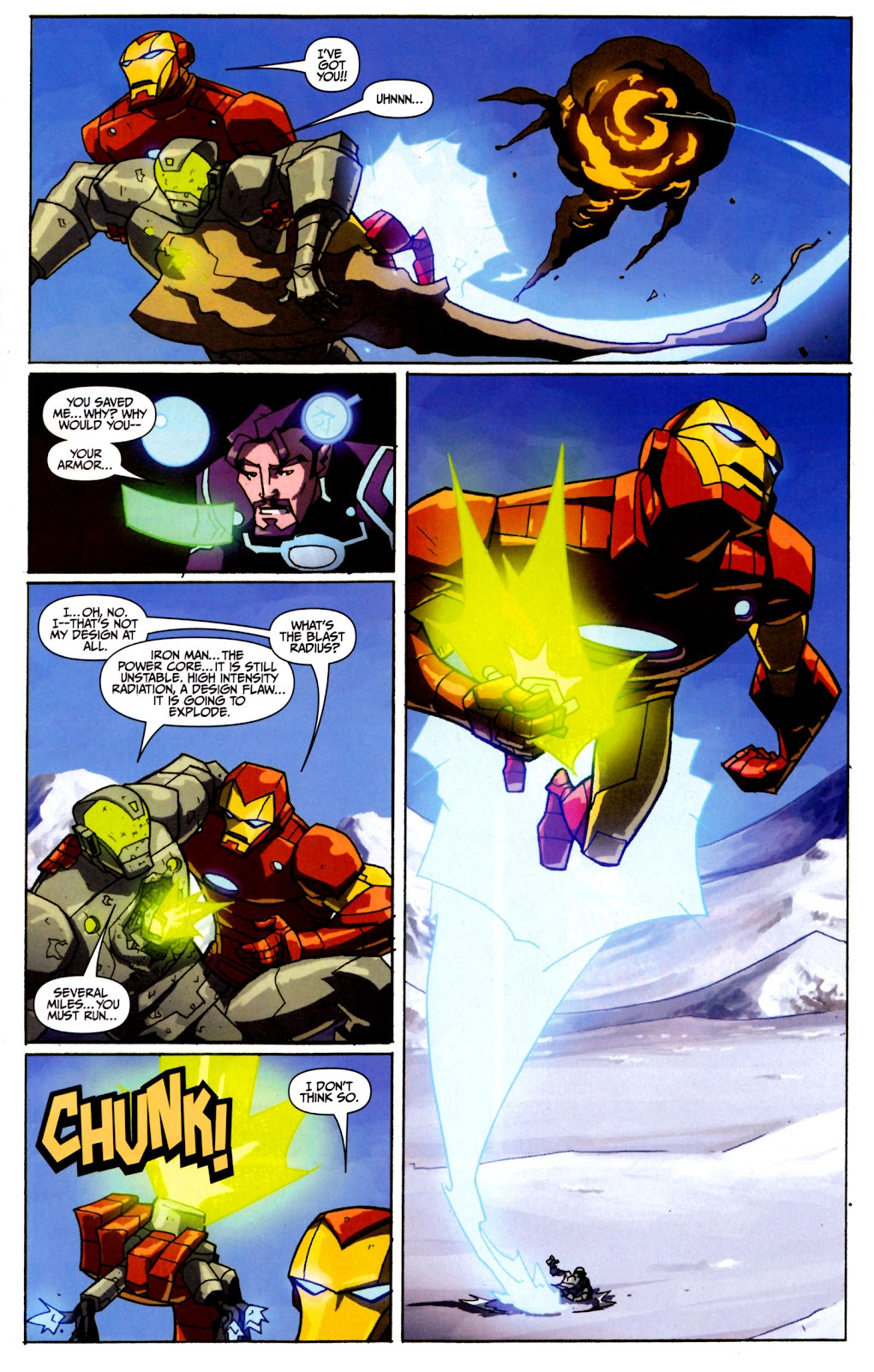 Avengers: Earth's Mightiest Heroes (2011) Issue #2 #2 - English 13