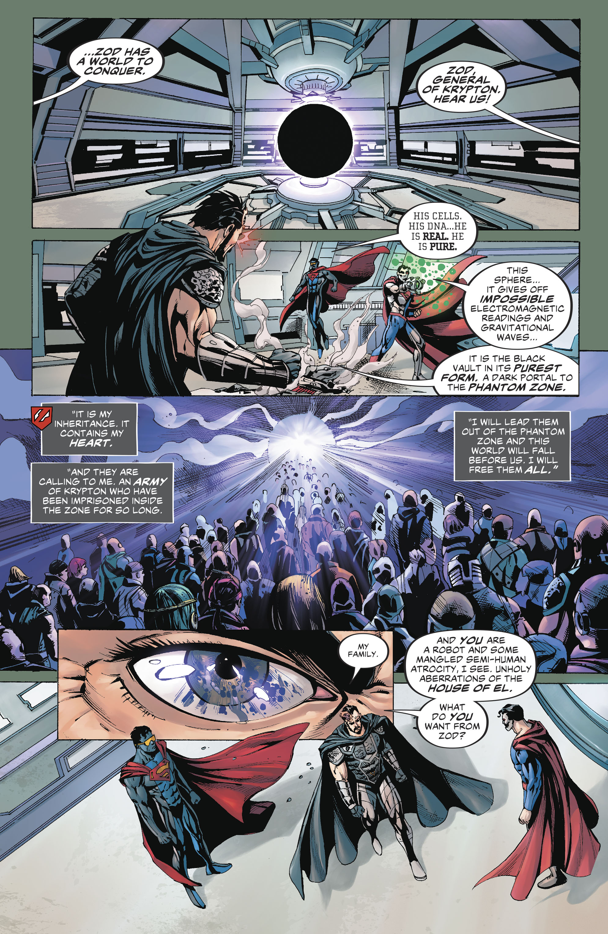 Read online Suicide Squad (2016) comic -  Issue #19 - 7