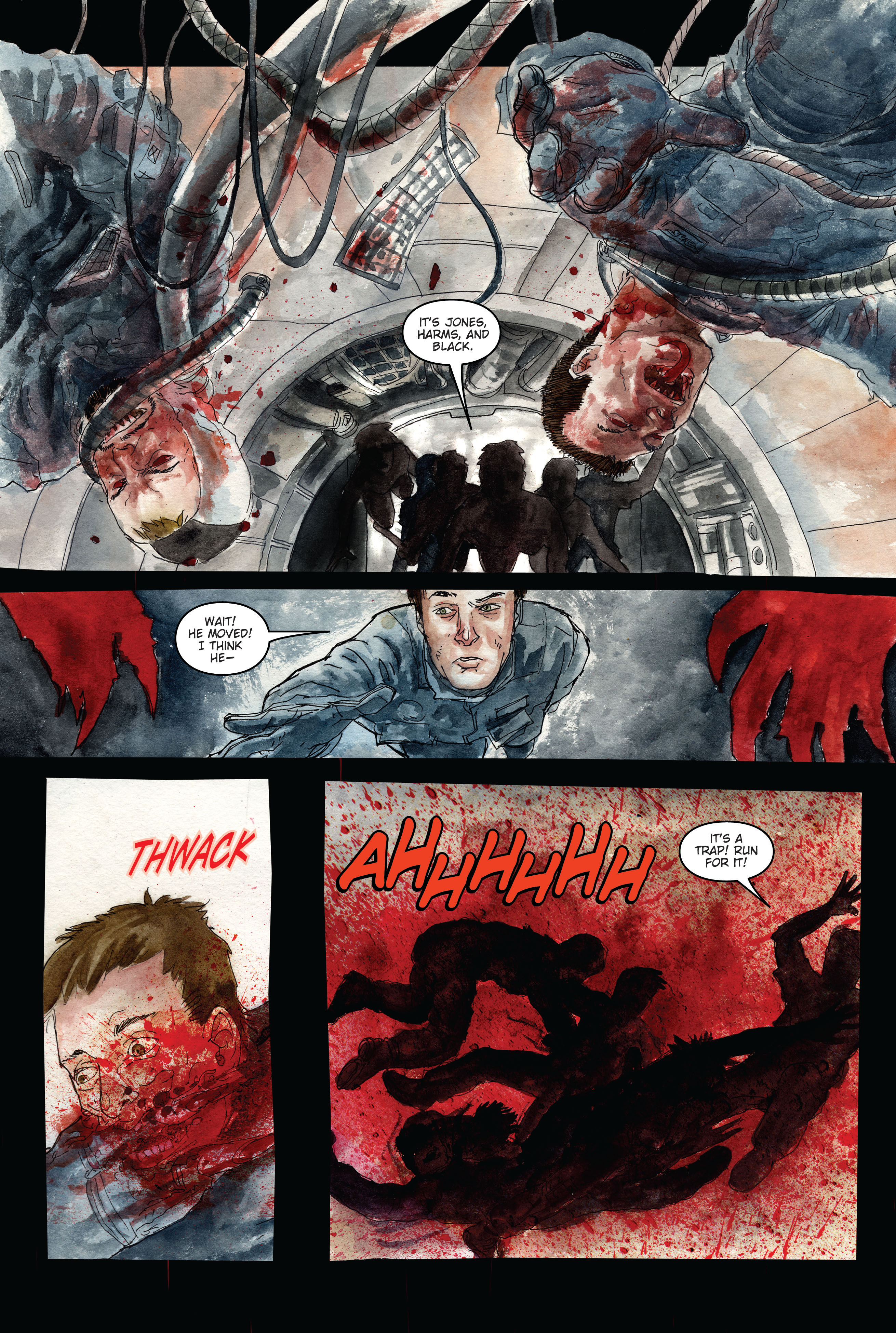 30 Days of Night: Dead Space 3 Page 6