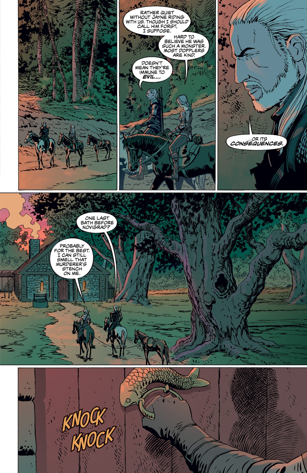 Read online The Witcher Omnibus comic -  Issue # TPB (Part 4) - 20
