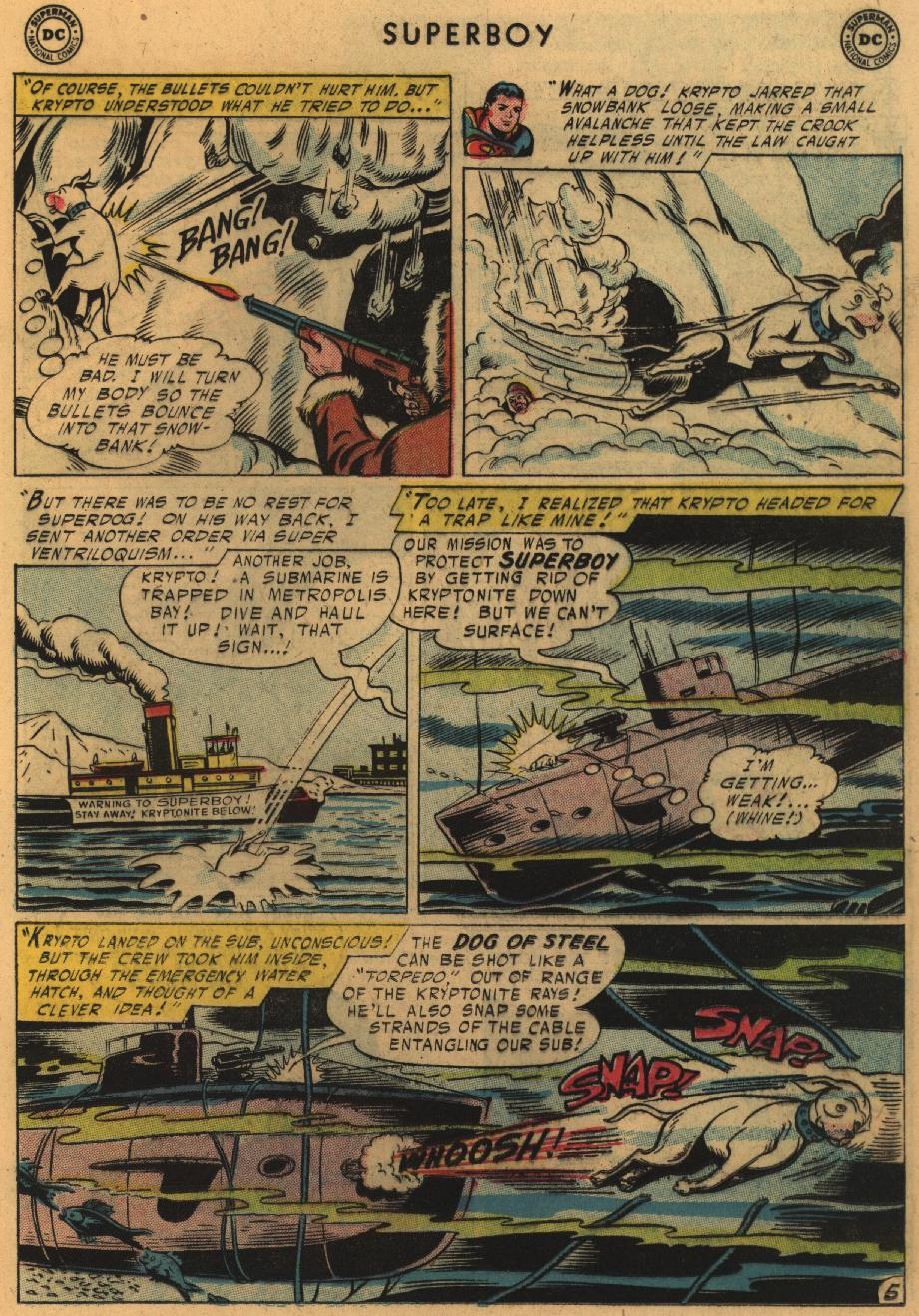 Superboy (1949) issue 51 - Page 15