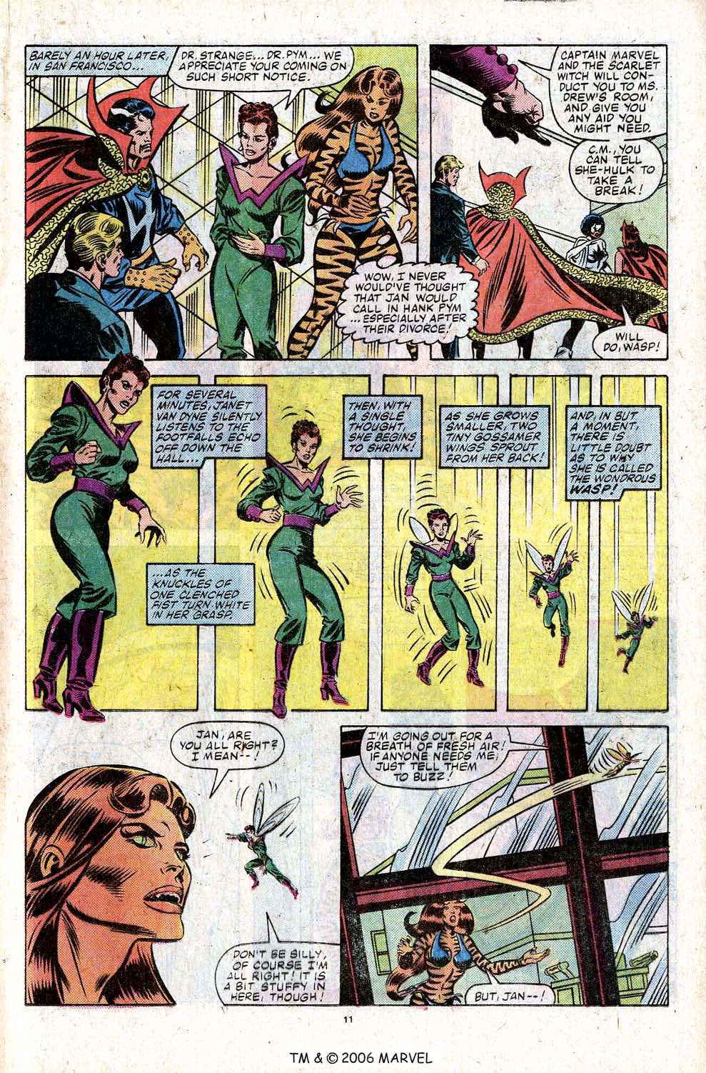 The Avengers (1963) 240 Page 16