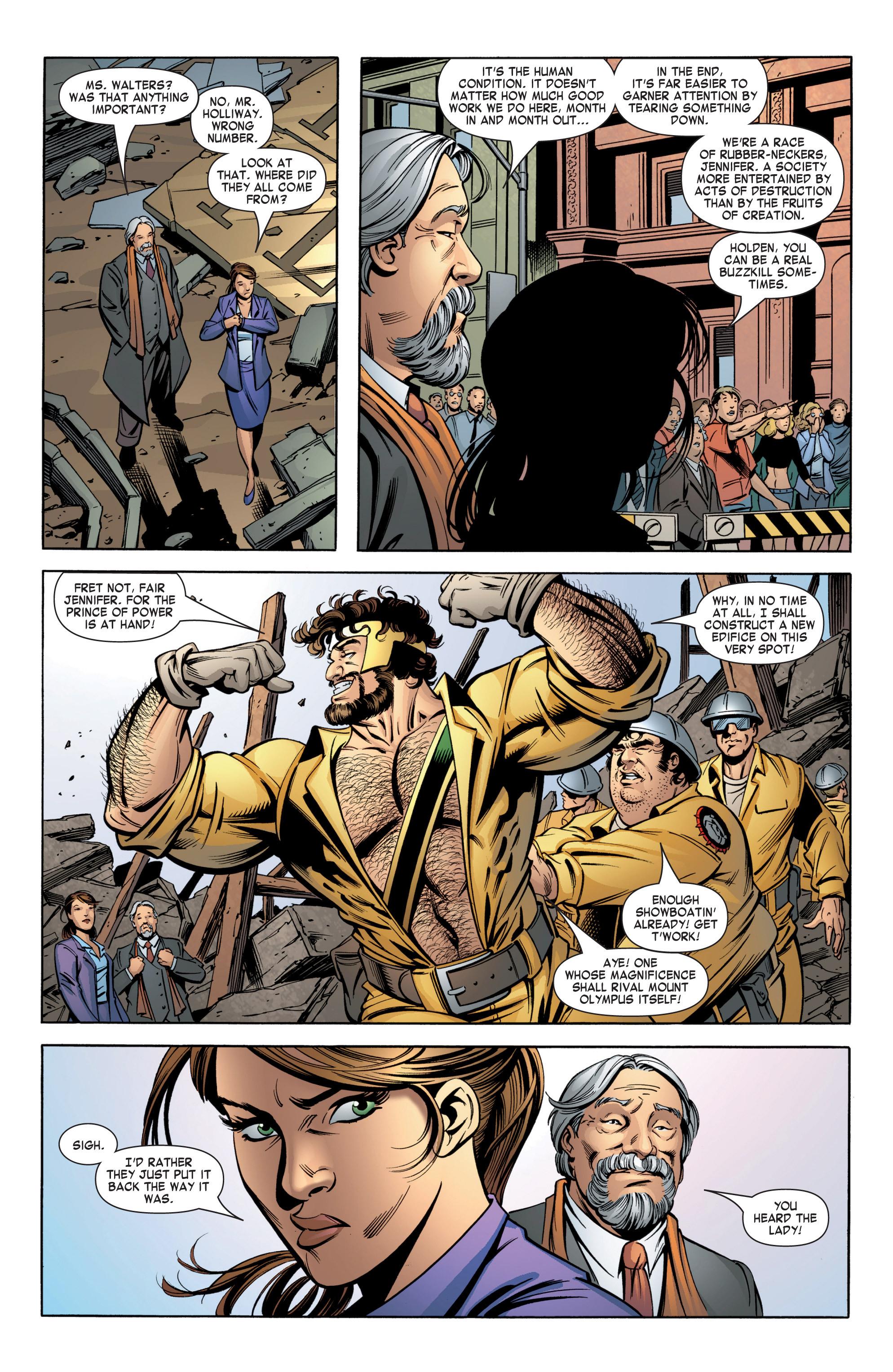 Read online She-Hulk (2004) comic -  Issue #12 - 23