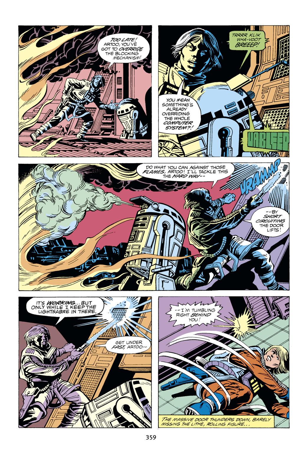 Read online Star Wars Omnibus comic -  Issue # Vol. 14 - 356