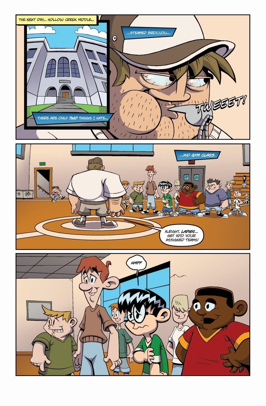 Read online Ralph Filmore comic -  Issue # Full - 71