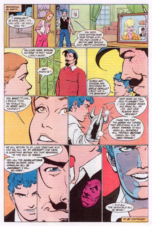 Read online Amethyst (1985) comic -  Issue #10 - 31