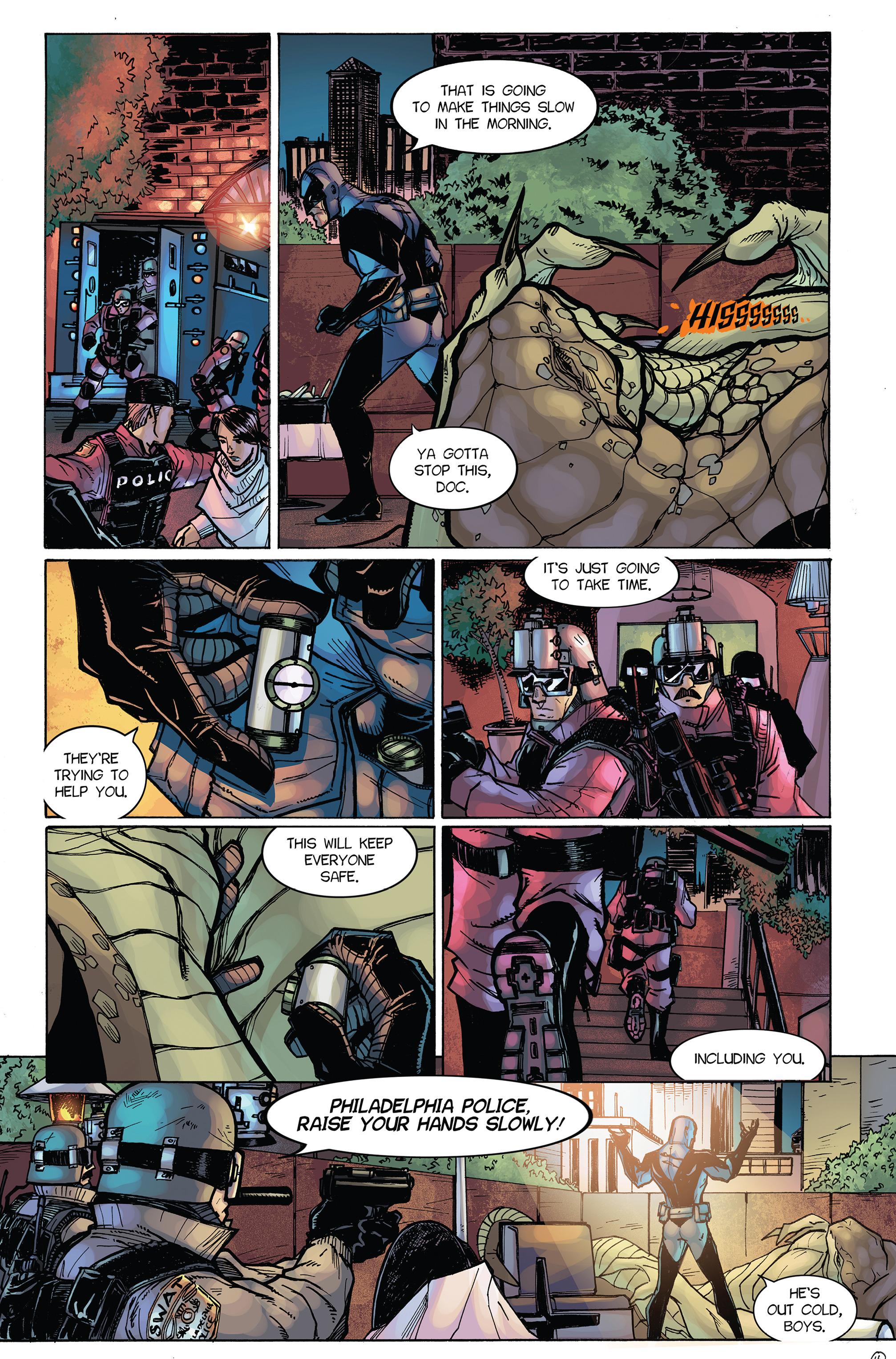 Read online Antiis Comics Presents, Vol. 1: Midknight comic -  Issue #Antiis Comics Presents, Vol. 1: Midknight Full - 5