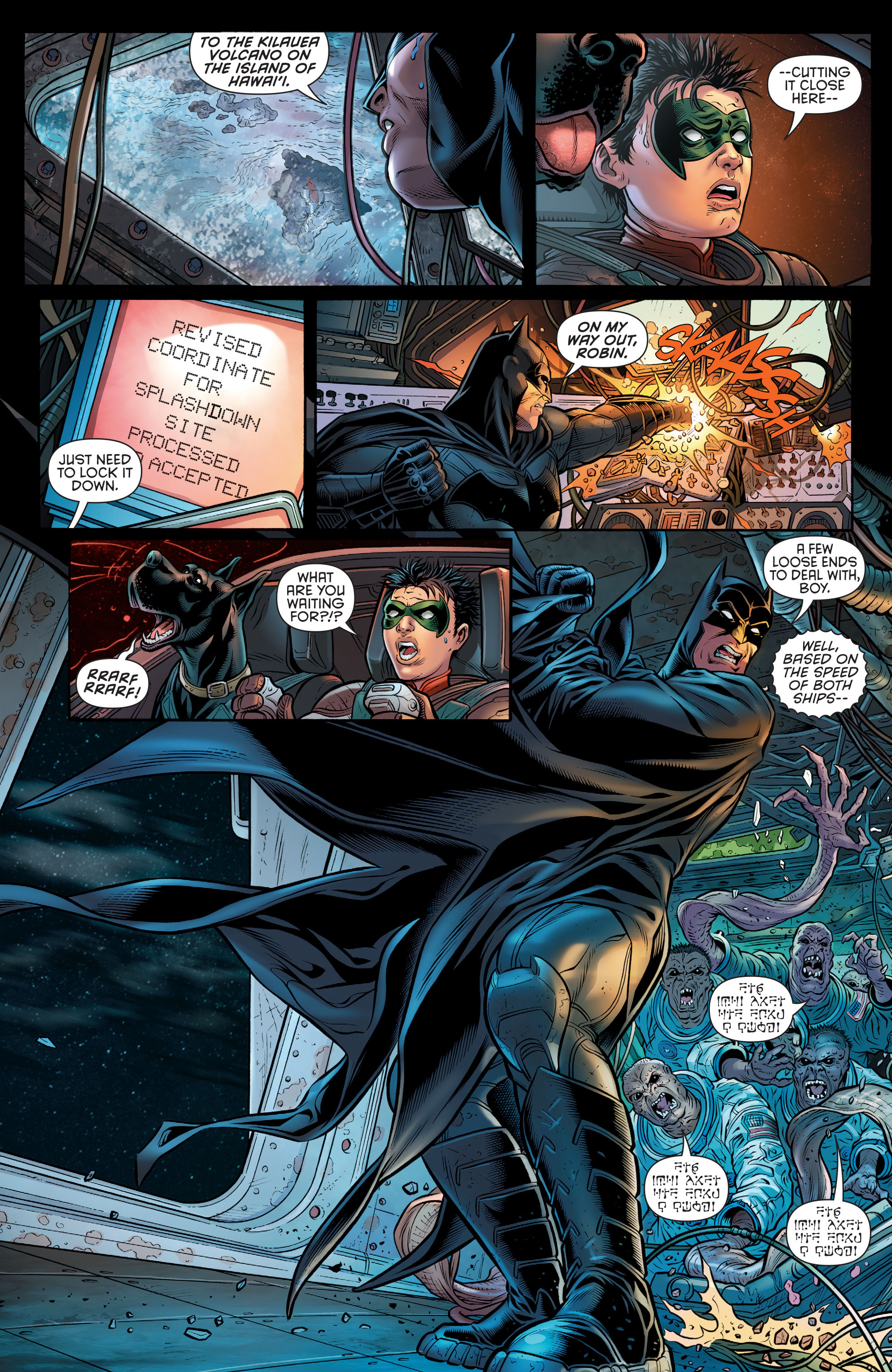 Read online Batman and Robin (2011) comic -  Issue # Annual 3 - 30