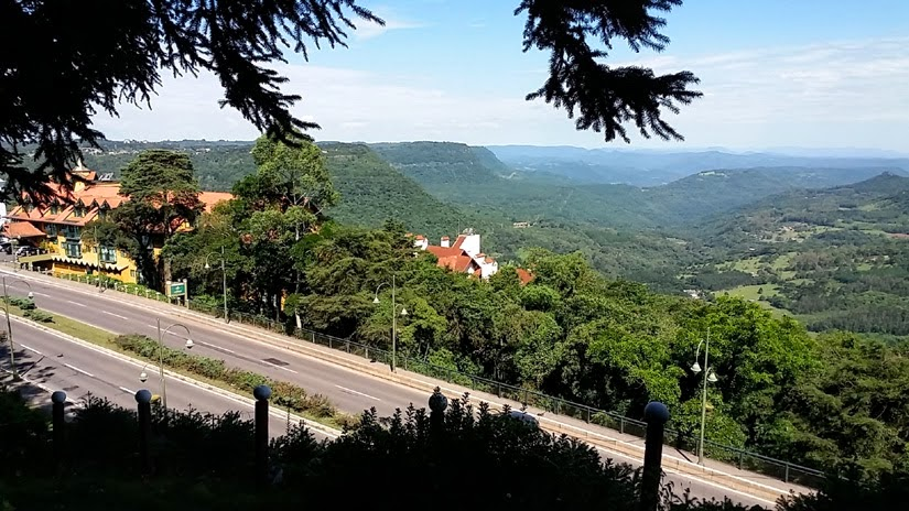 Belvedere - Vale do Quilombo - Gramado - RS