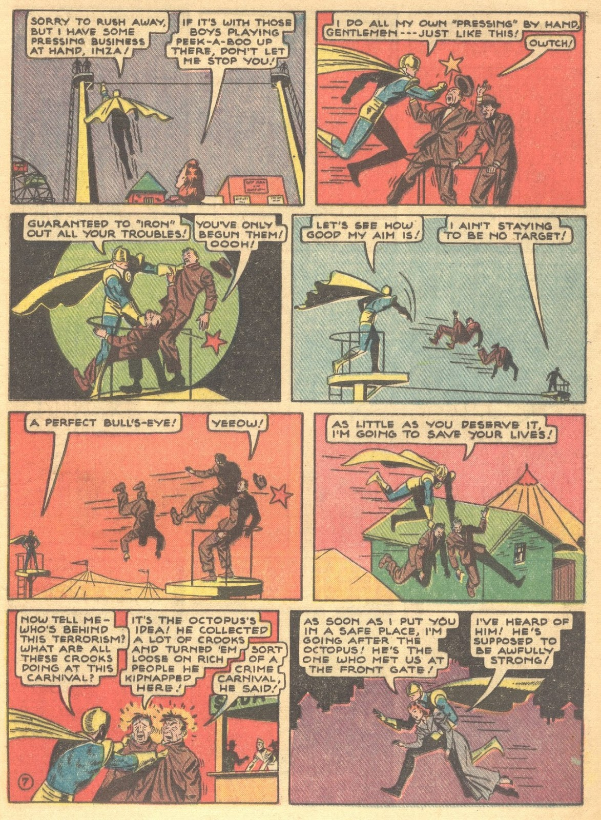 More Fun Comics issue 80 - Page 23
