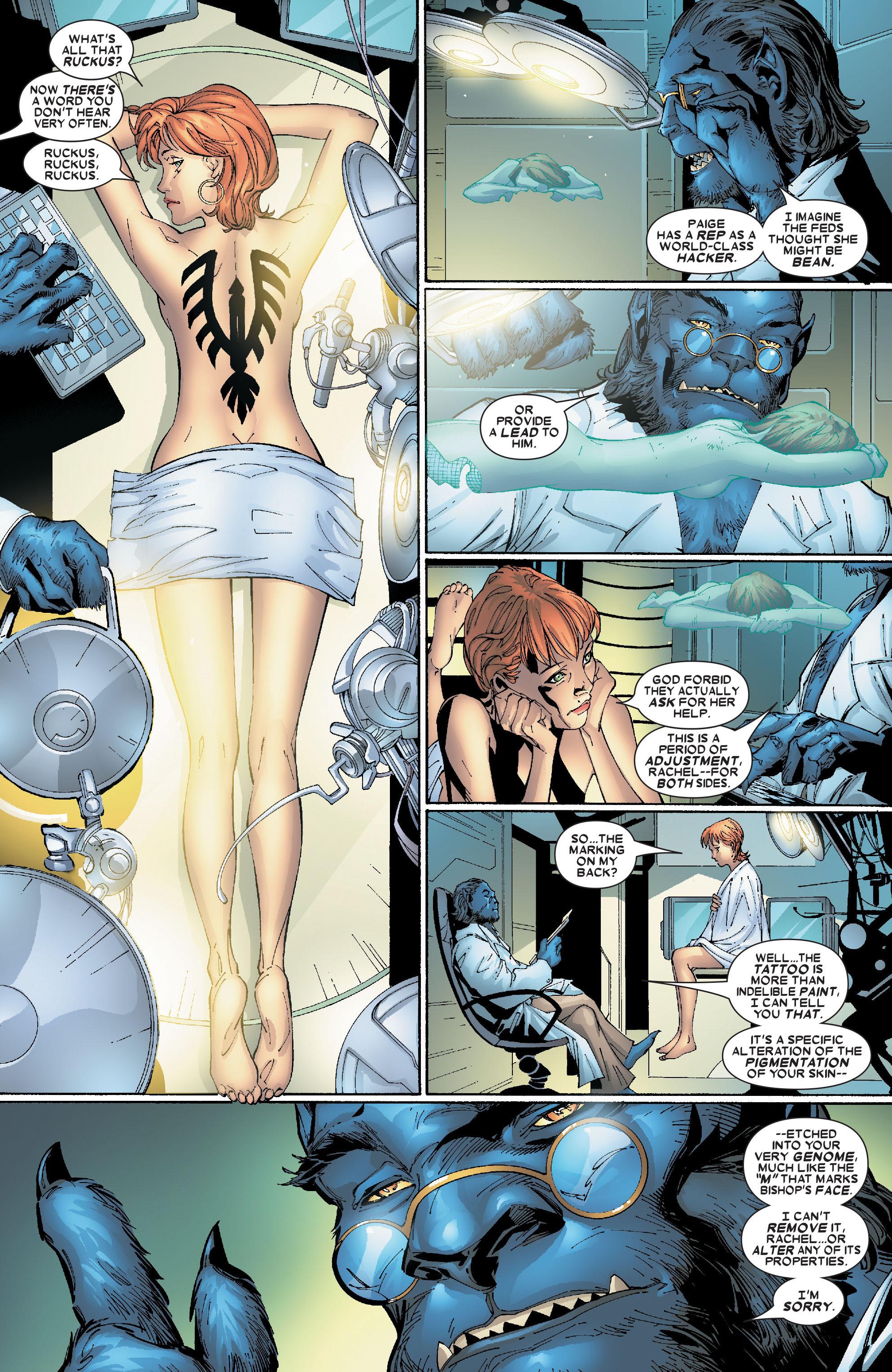 Read online Uncanny X-Men (1963) comic -  Issue #469 - 13