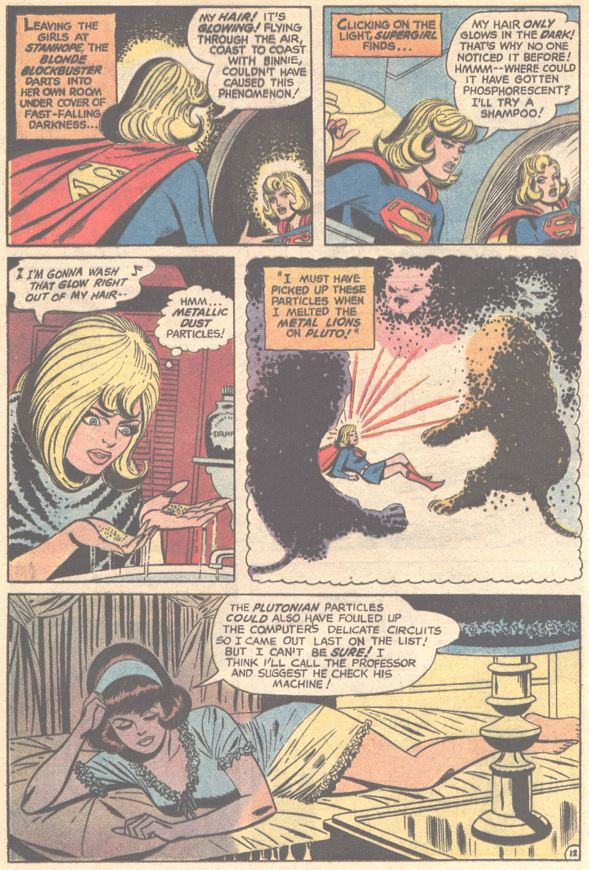 Read online Adventure Comics (1938) comic -  Issue #395 - 16