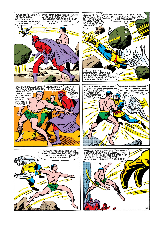 Uncanny X-Men (1963) 6 Page 12