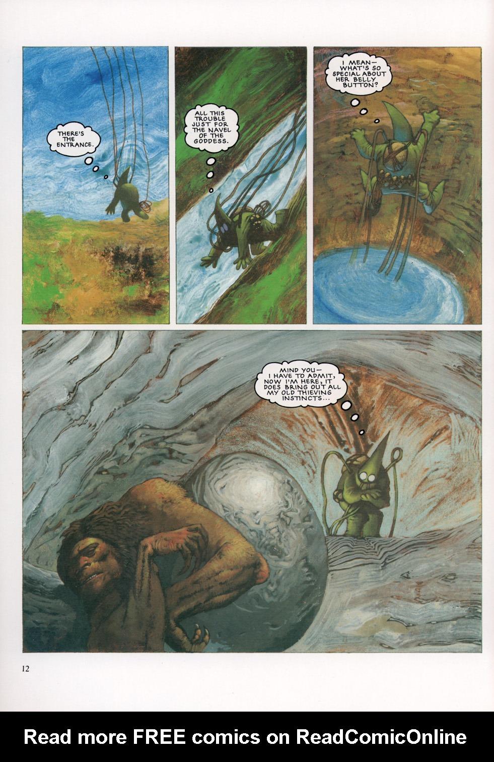 Read online Slaine: The Horned God (1993) comic -  Issue #4 - 13