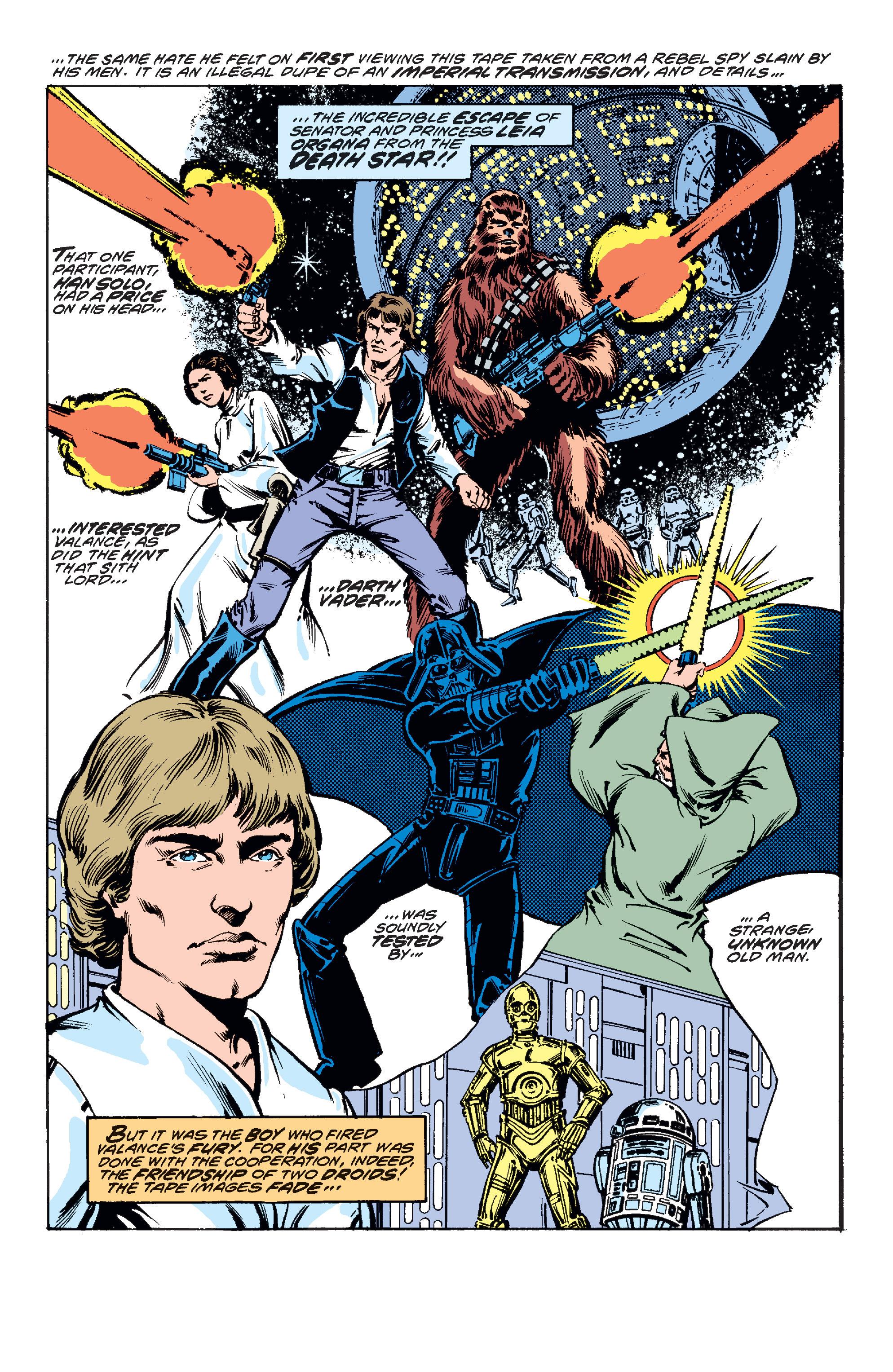 Read online Star Wars Omnibus comic -  Issue # Vol. 13 - 286