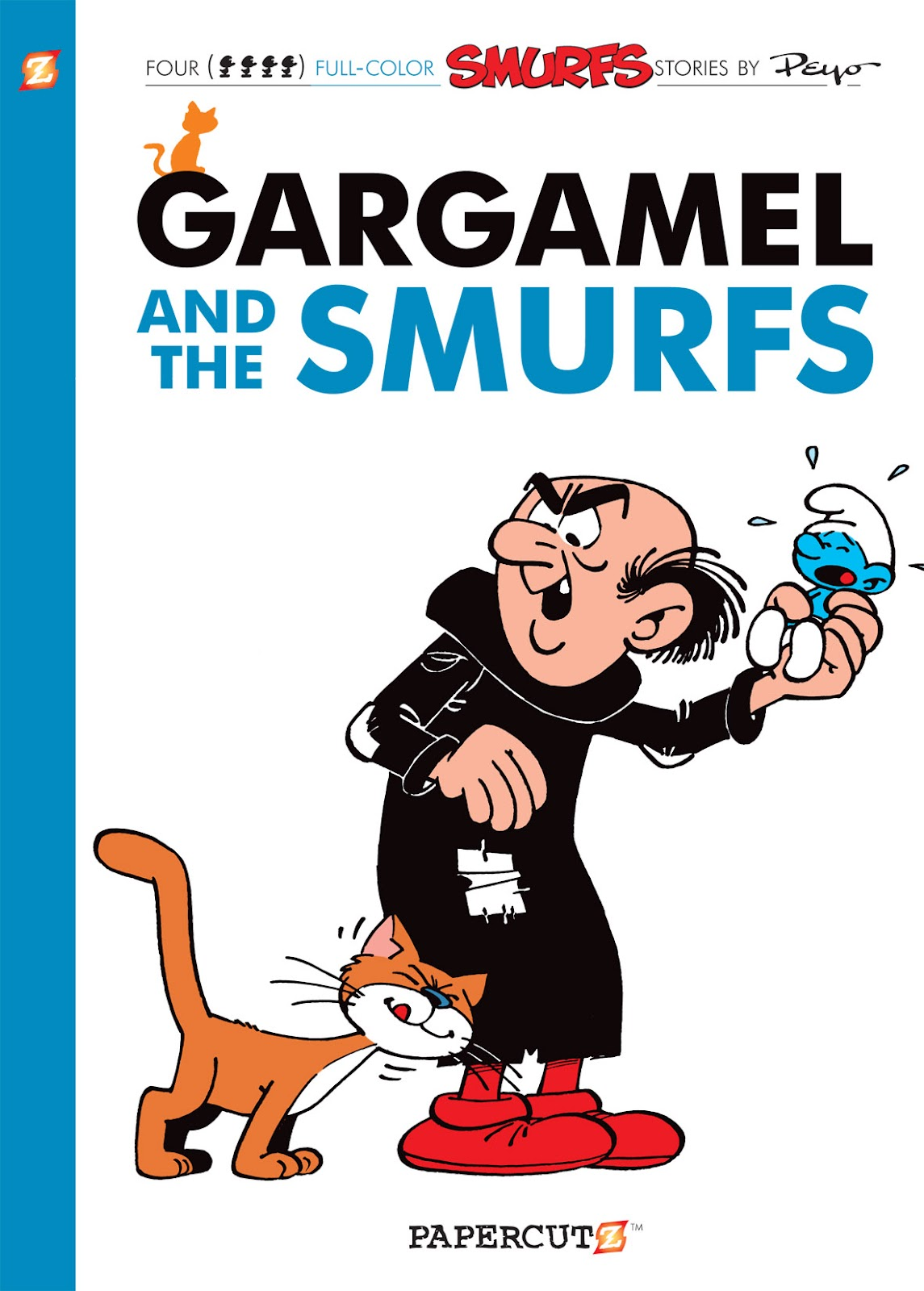 Read online The Smurfs comic -  Issue #9 - 1