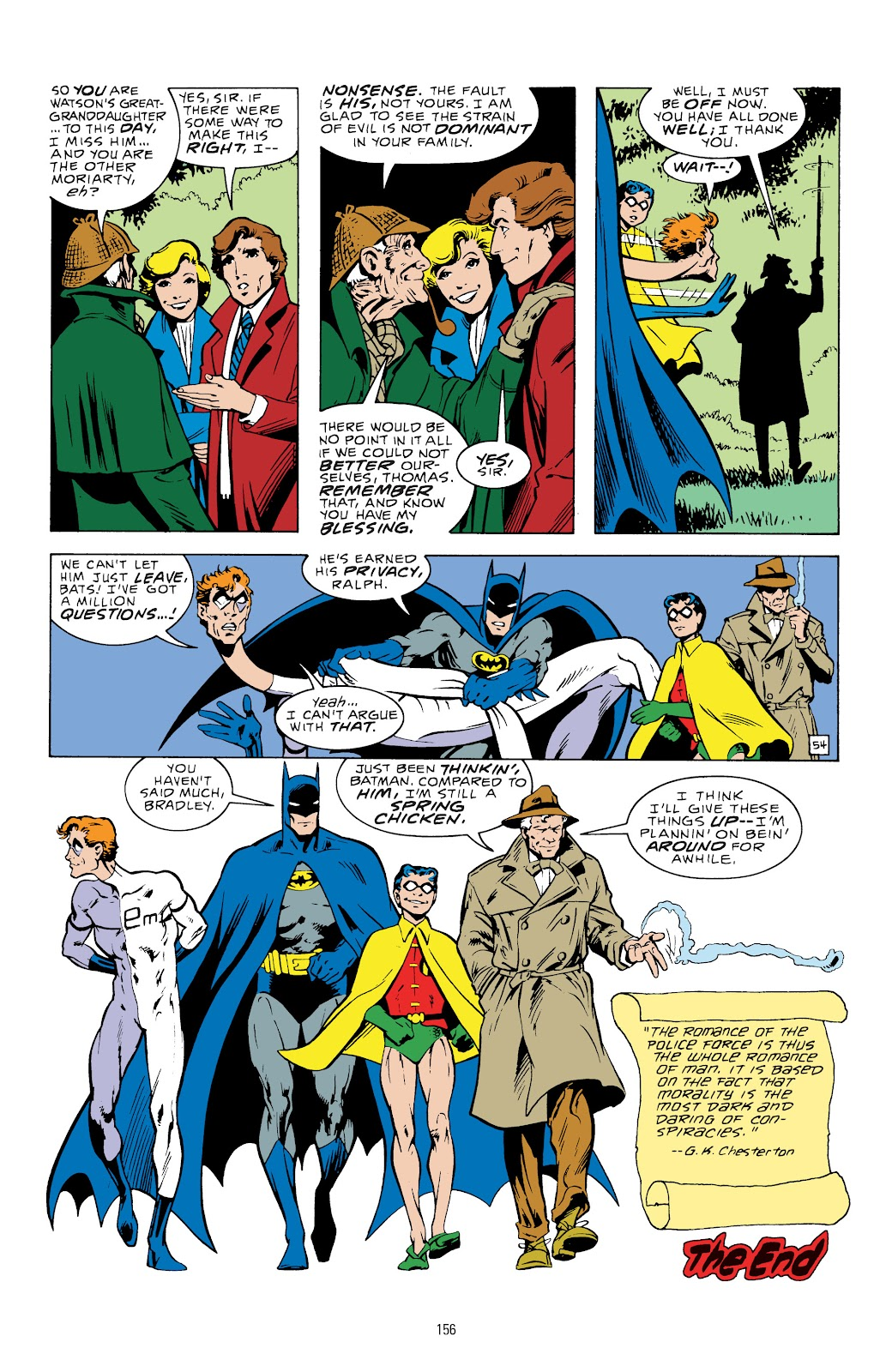 Read online Detective Comics (1937) comic -  Issue # _TPB Batman - The Dark Knight Detective 1 (Part 2) - 56