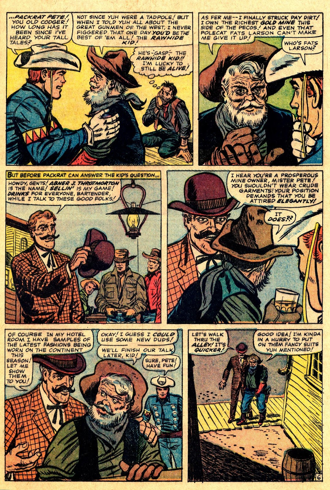 The Rawhide Kid (1955) issue 49 - Page 9