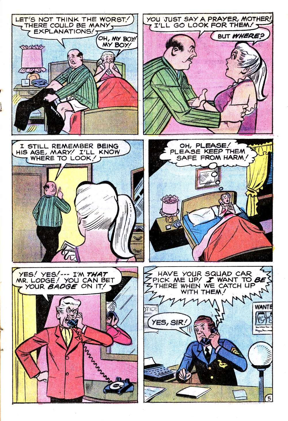 Read online Archie (1960) comic -  Issue #215 - 17