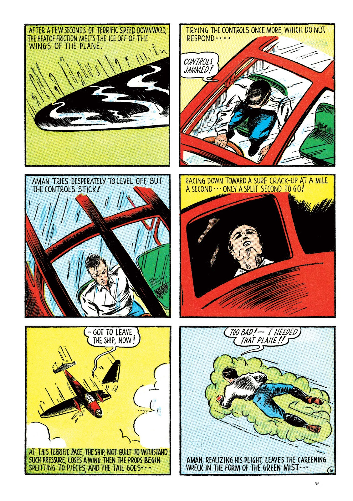Read online The Bill Everett Archives comic -  Issue # TPB 2 (Part 1) - 56