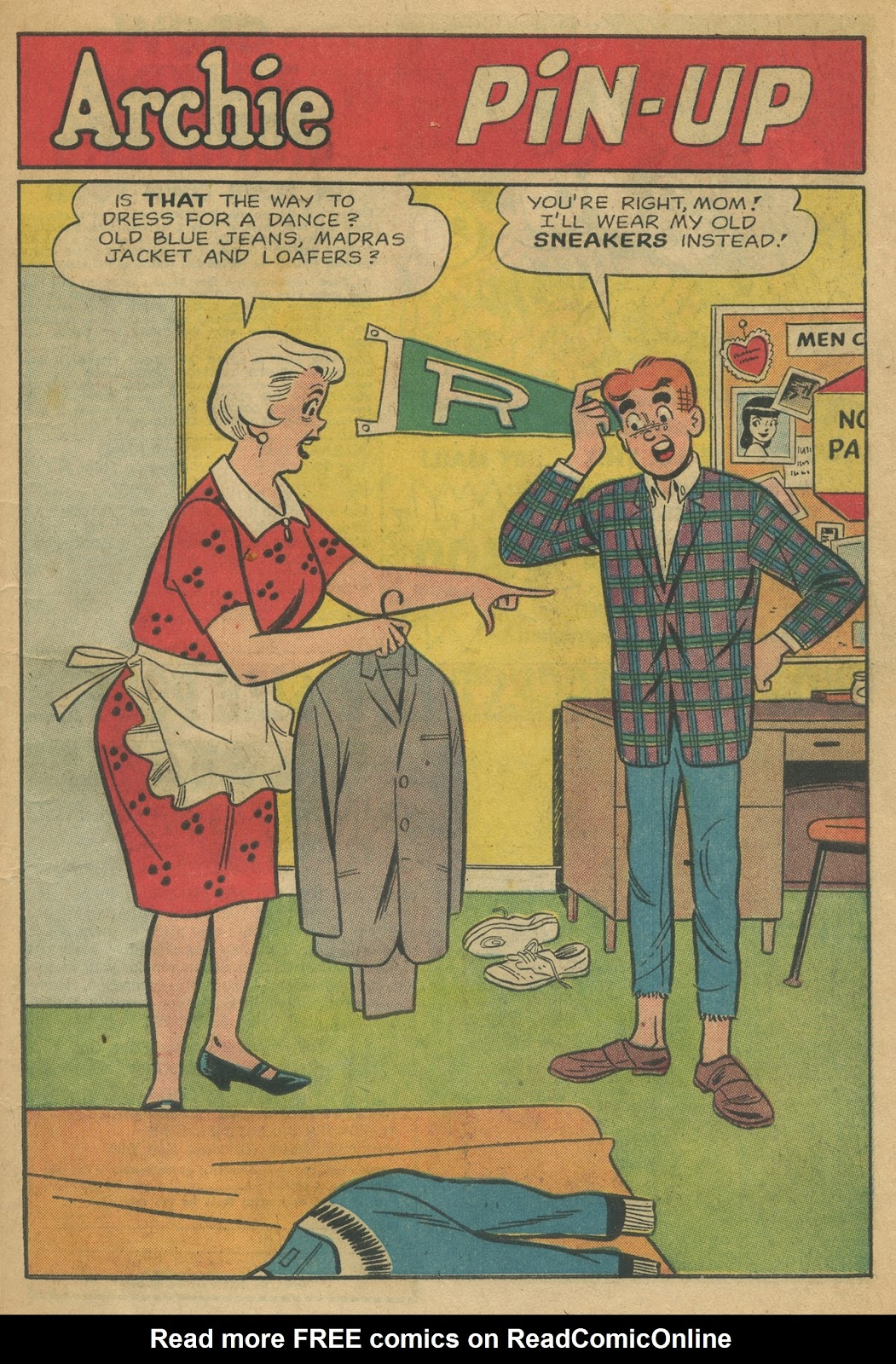 Read online Archie (1960) comic -  Issue #152 - 11
