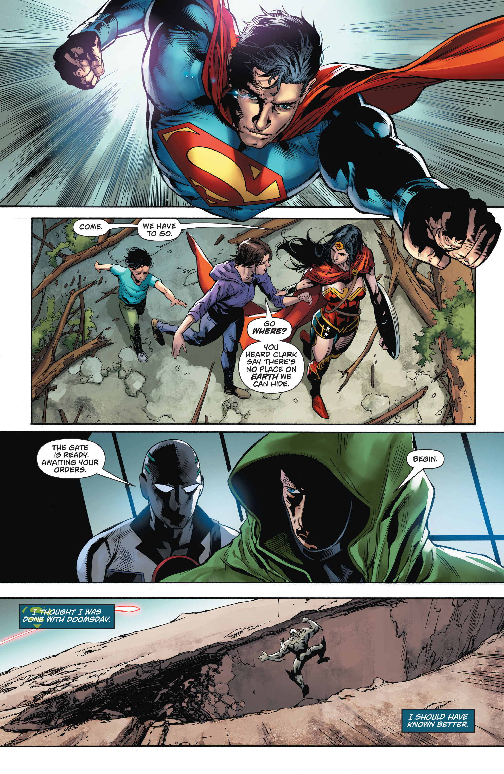 Read online Action Comics (2016) comic -  Issue #961 - 18