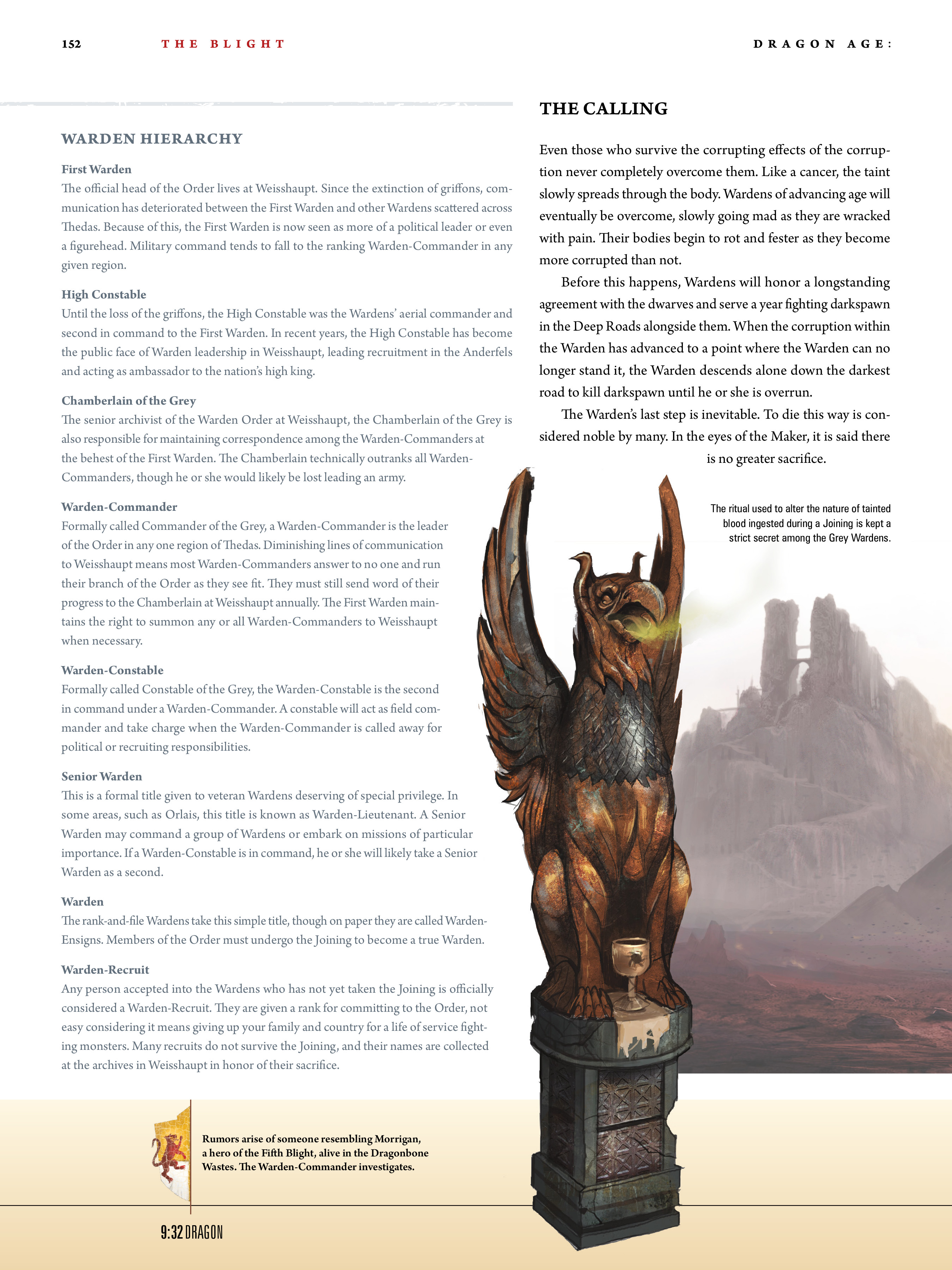 Read online Dragon Age: The World of Thedas comic -  Issue # TPB 1 - 125
