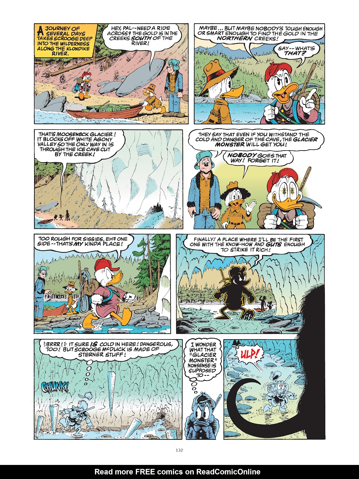 Read online The Complete Life and Times of Scrooge McDuck comic -  Issue # TPB 1 (Part 2) - 31