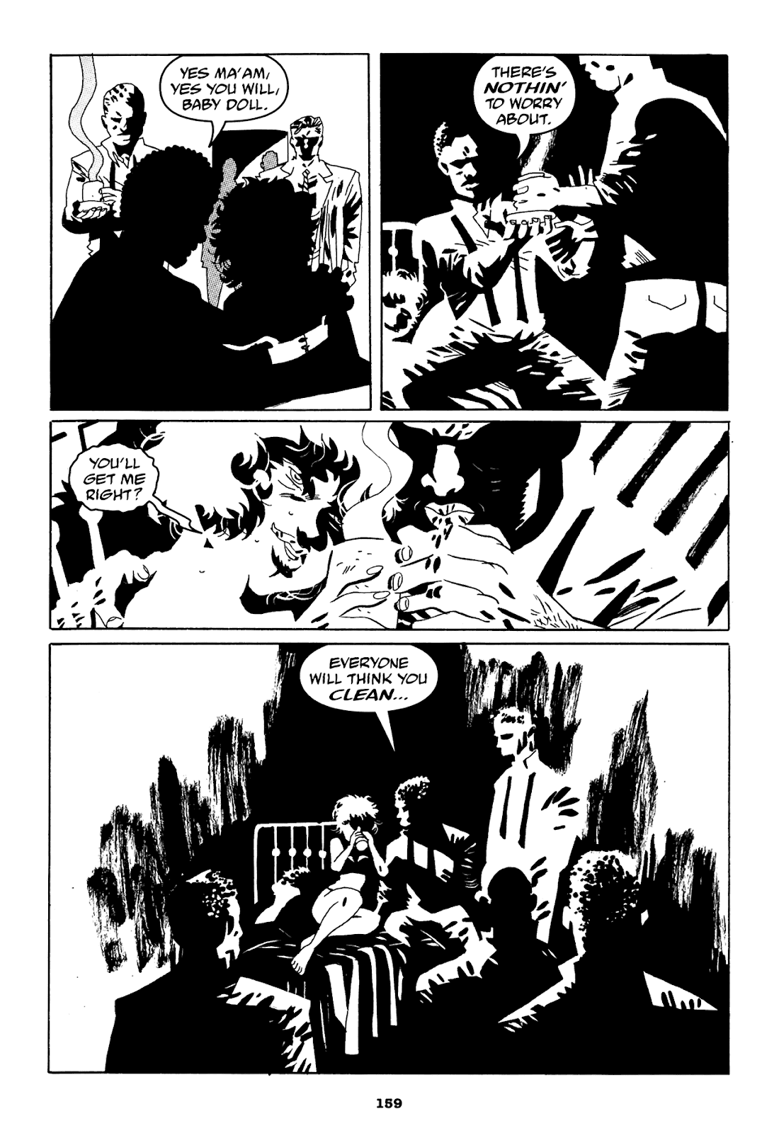 Read online Filthy Rich comic -  Issue # TPB (Part 2) - 64