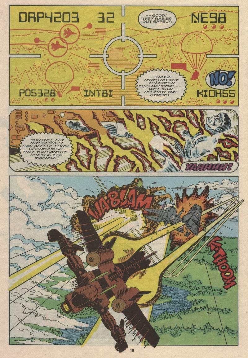 Read online Alpha Flight (1983) comic -  Issue #63 - 20
