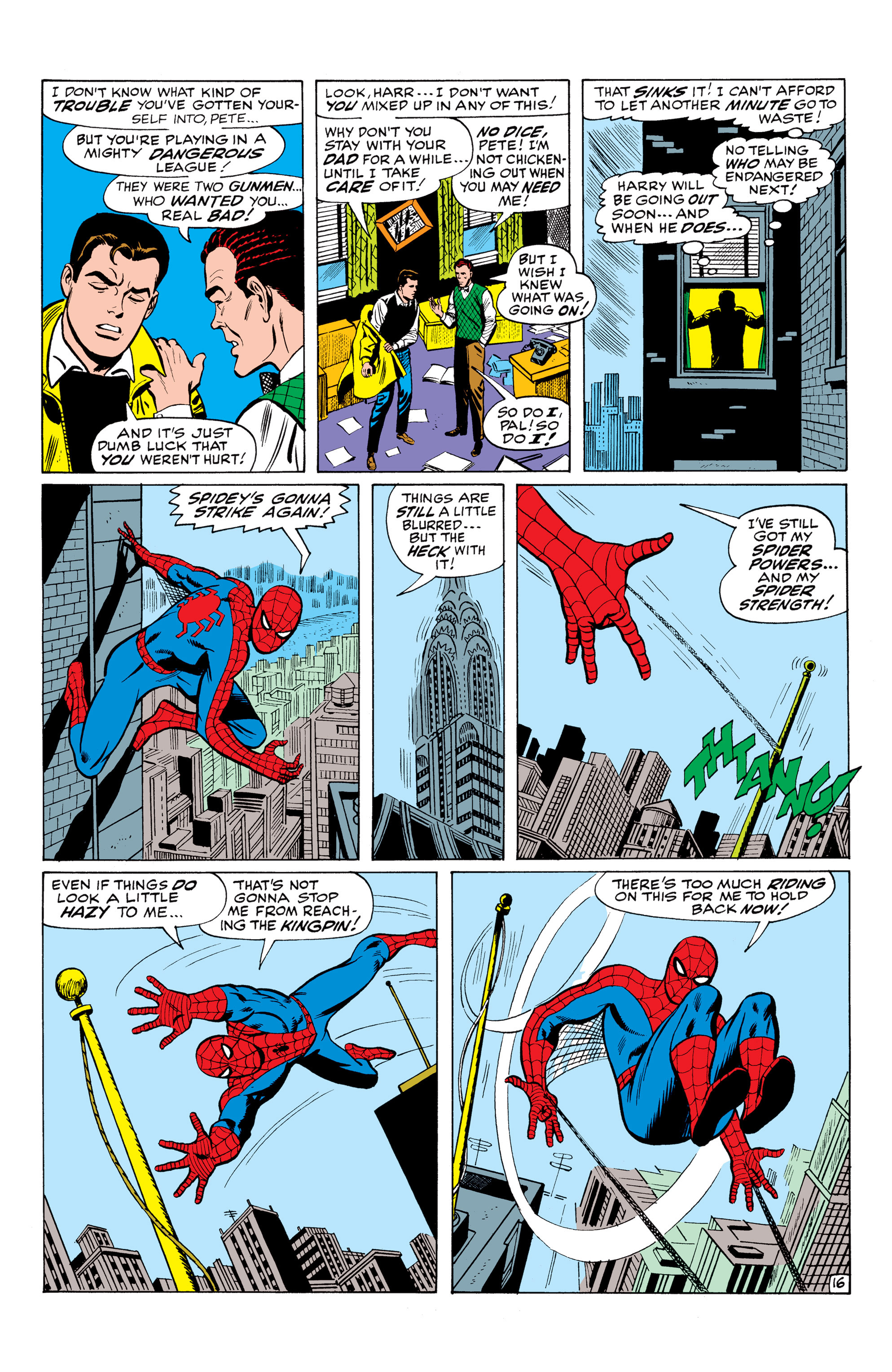 The Amazing Spider-Man (1963) 60 Page 16