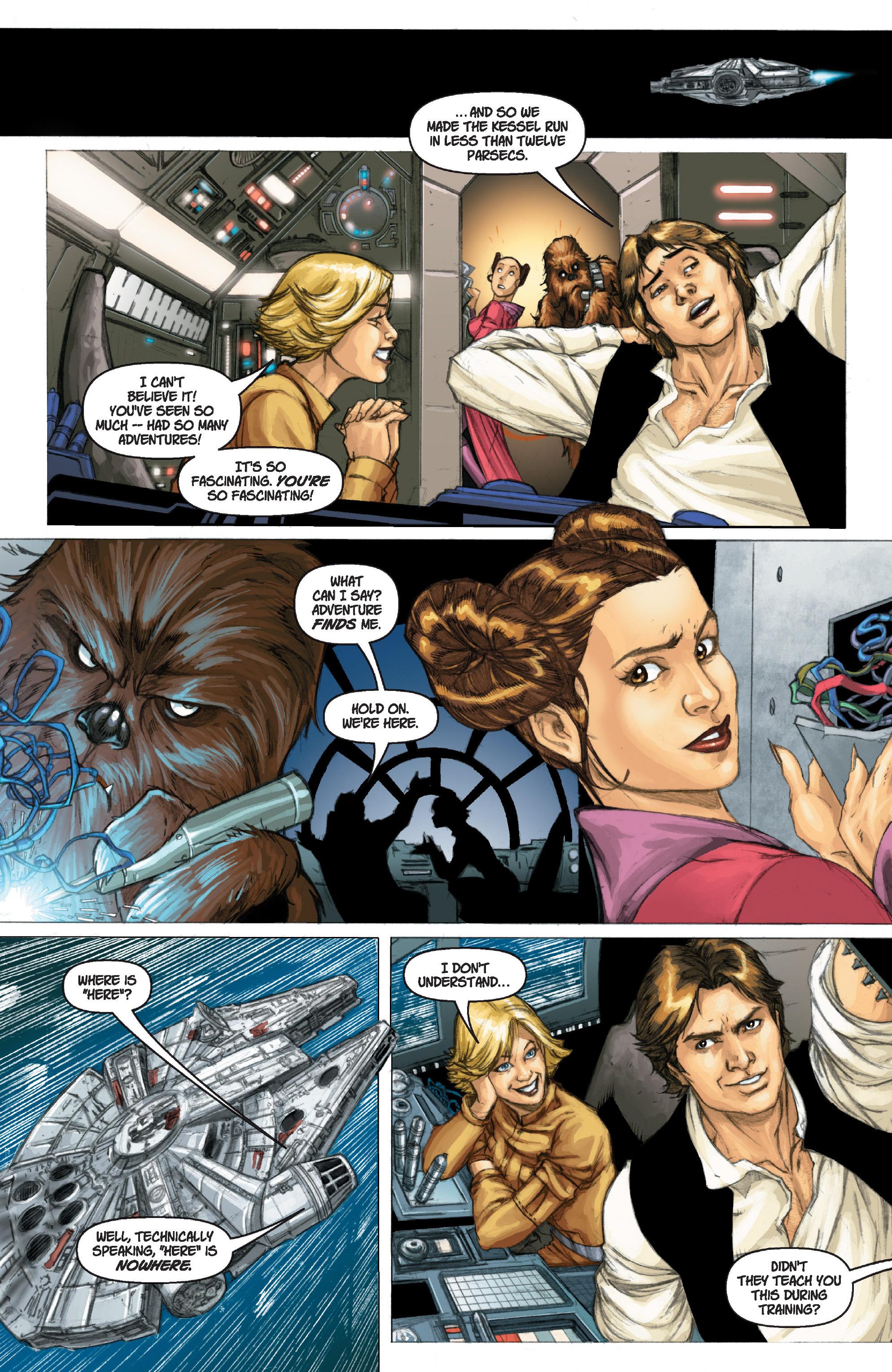 Read online Star Wars Omnibus comic -  Issue # Vol. 17 - 316