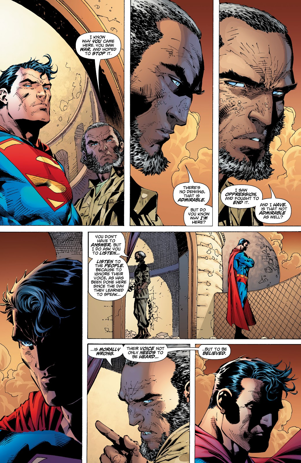 Read online Superman: For Tomorrow comic -  Issue # TPB (Part 1) - 73