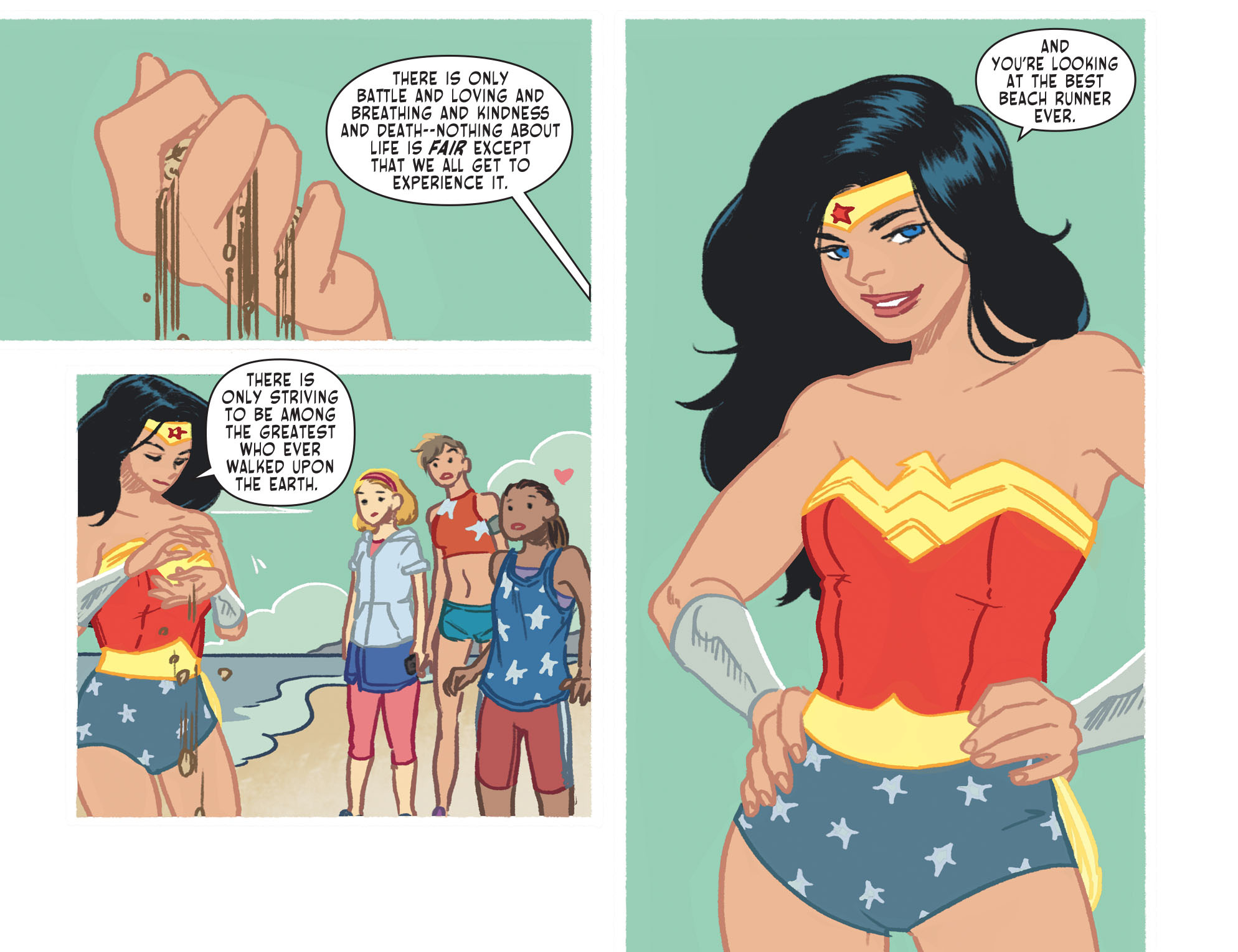 Read online Sensation Comics Featuring Wonder Woman comic -  Issue #45 - 11