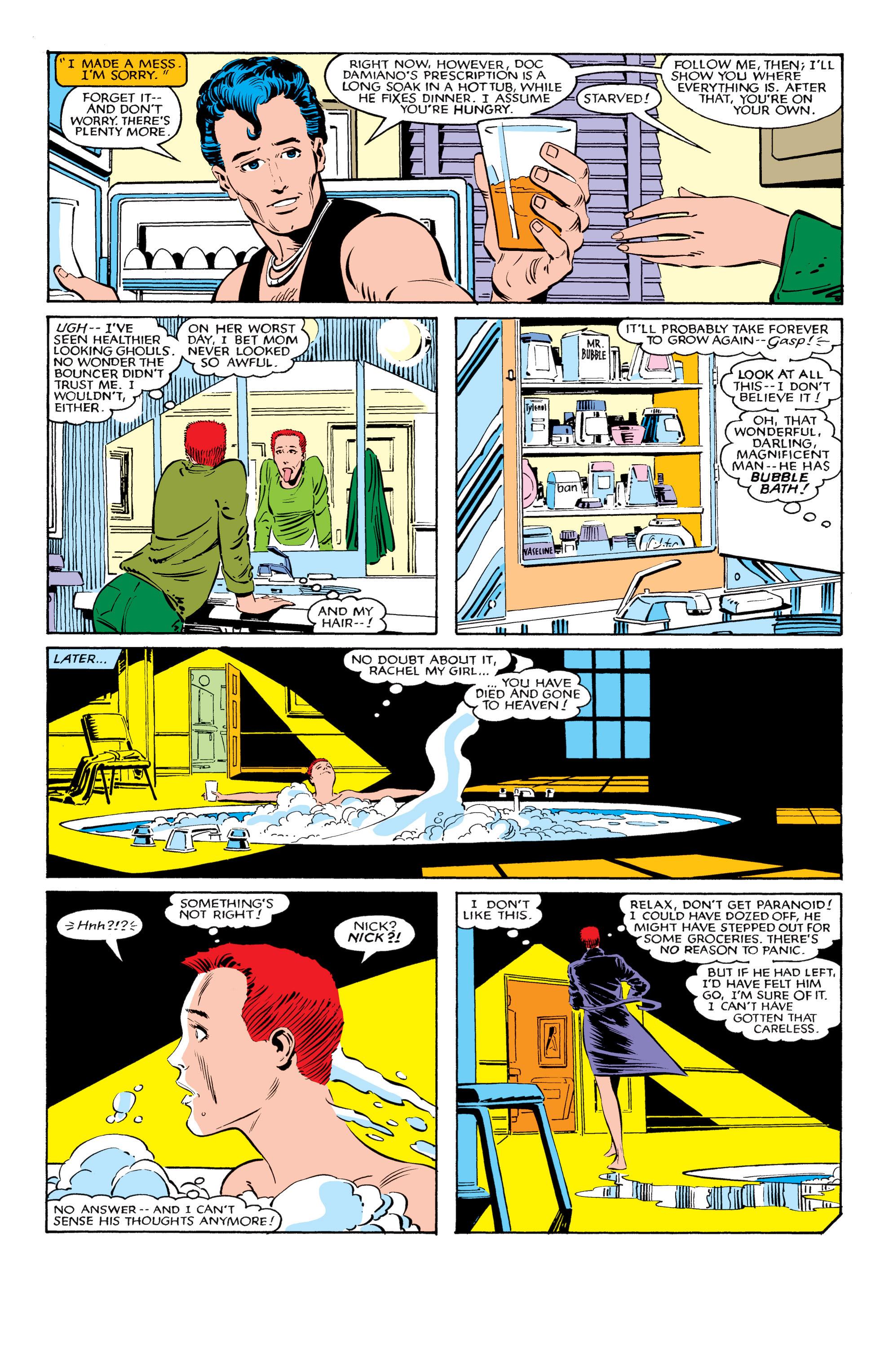 Read online Uncanny X-Men (1963) comic -  Issue #184 - 14