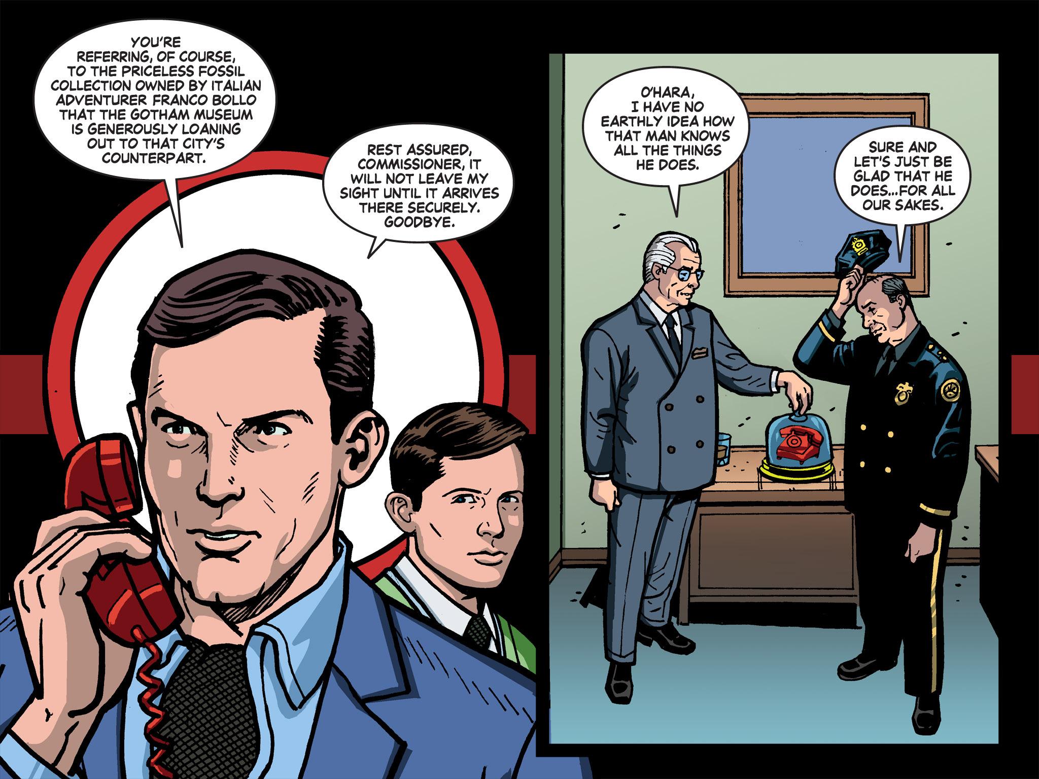 Read online Batman '66 Meets the Green Hornet [II] comic -  Issue #1 - 25