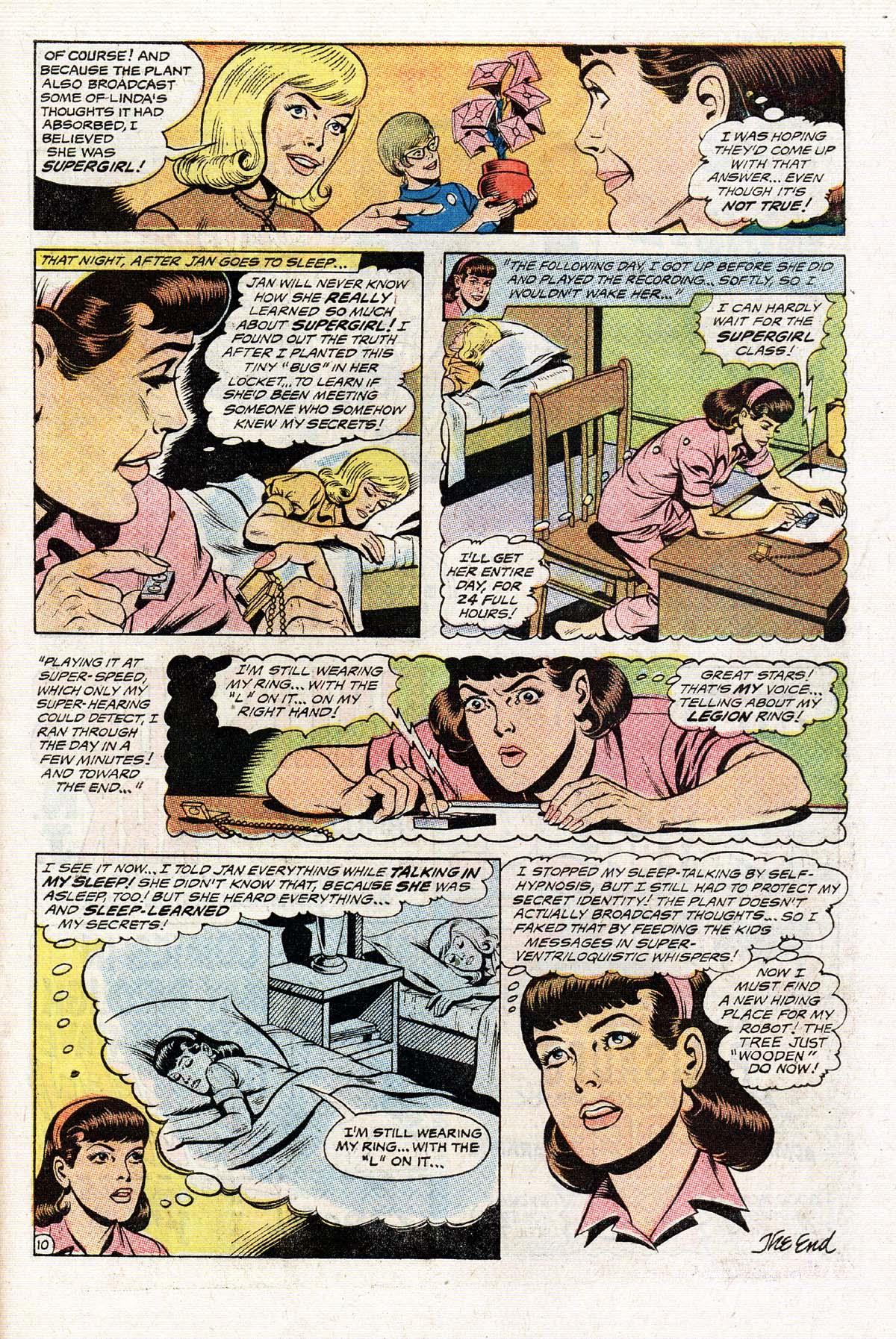 Read online Adventure Comics (1938) comic -  Issue #393 - 27
