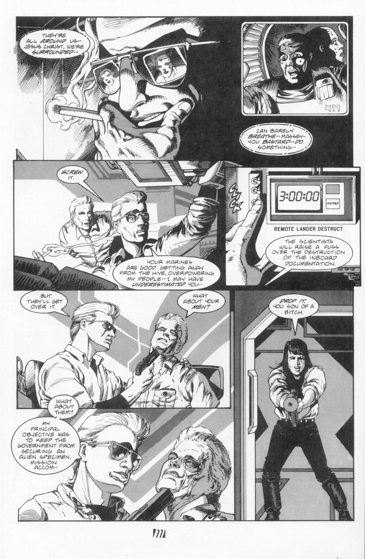 Read online Aliens (1988) comic -  Issue #5 - 13