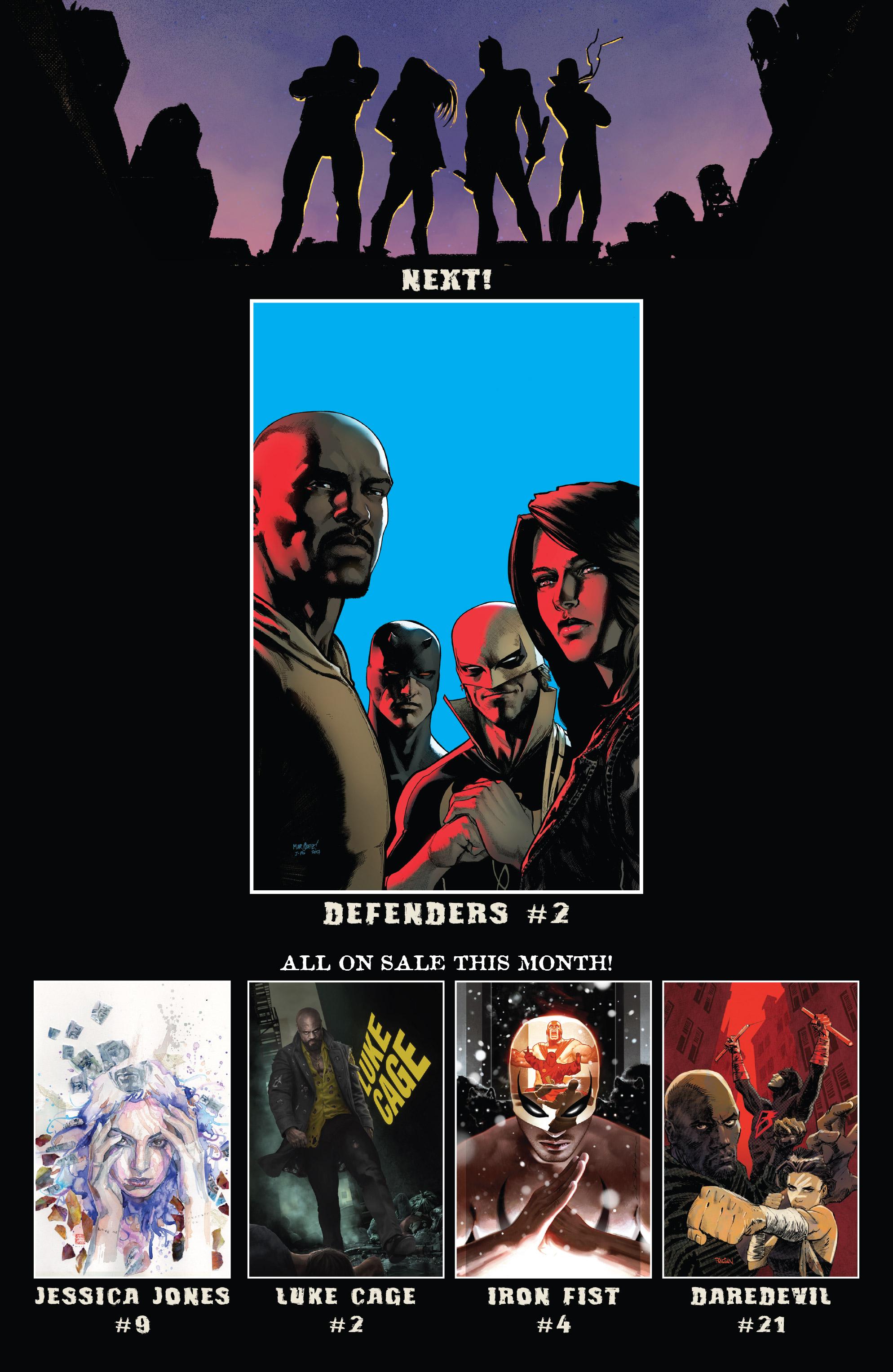 Read online Defenders (2017) comic -  Issue #1 - 27