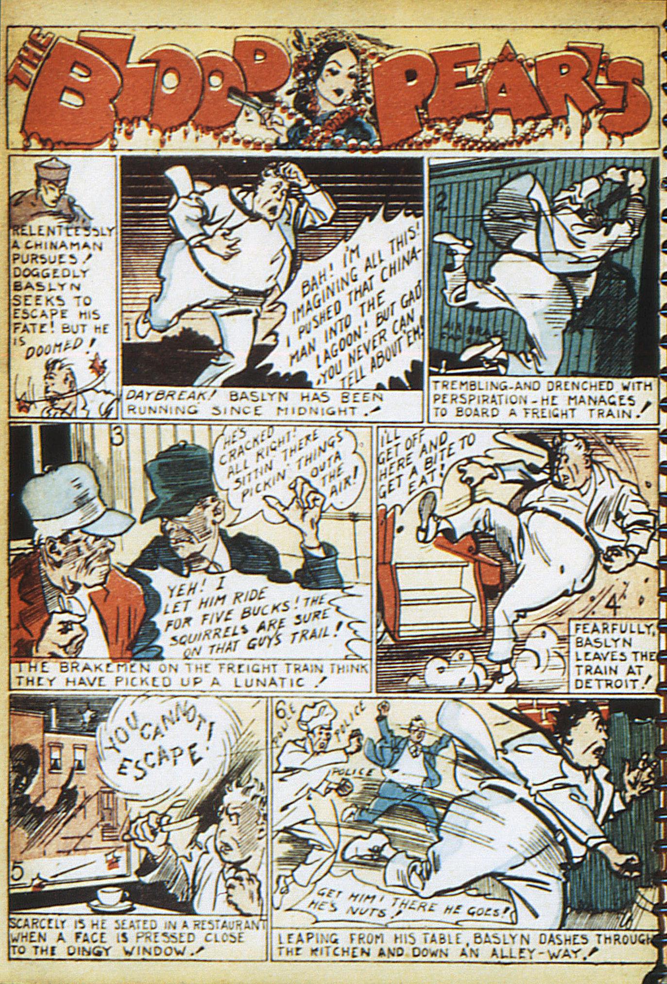 Read online Adventure Comics (1938) comic -  Issue #13 - 16
