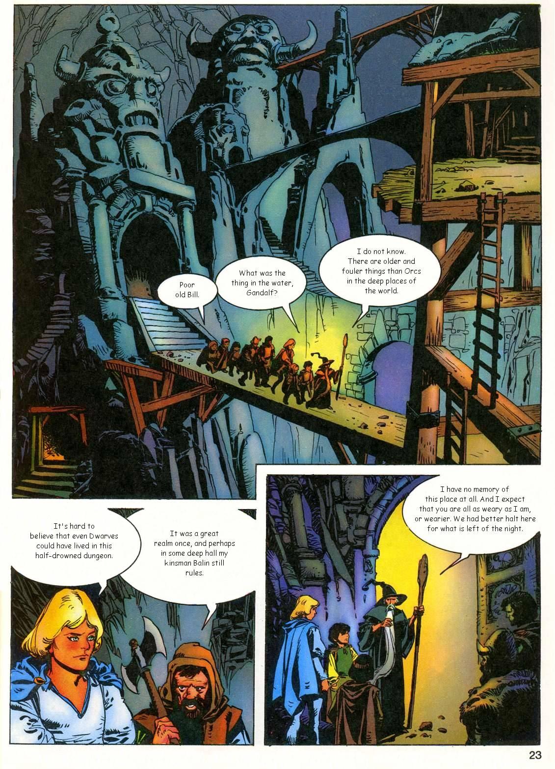 El Señor de los Anillos issue 2 - Page 20