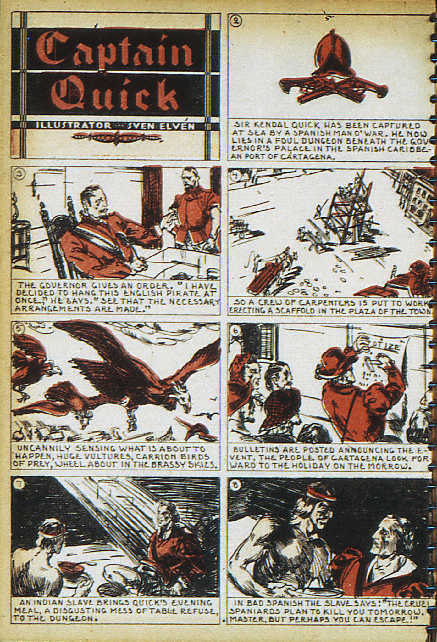 Read online Adventure Comics (1938) comic -  Issue #17 - 23