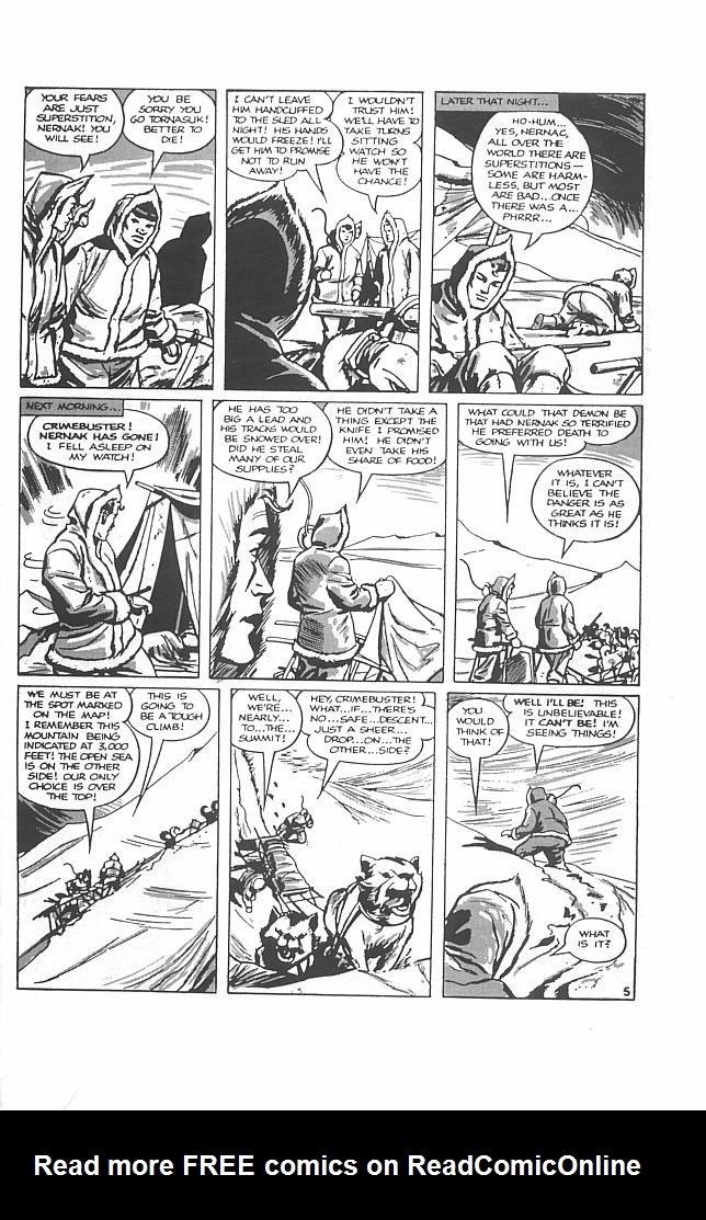 Read online Men of Mystery Comics comic -  Issue #27 - 33