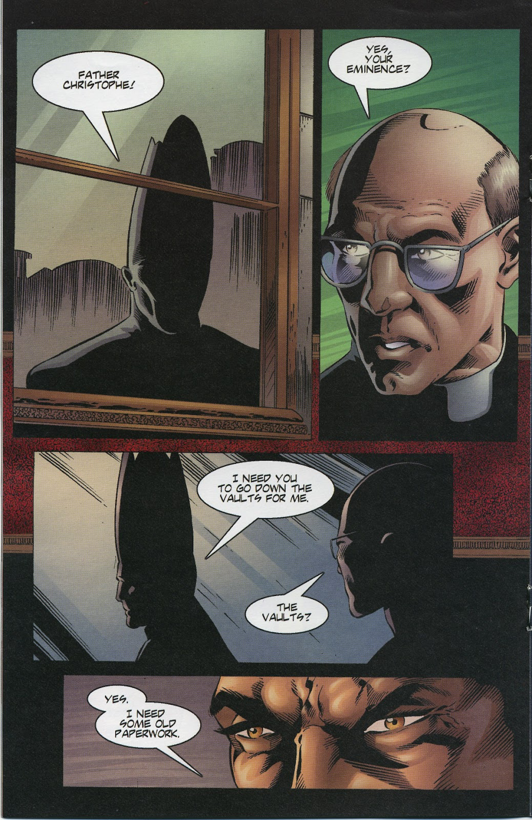 Warrior Nun Areala (1997) Issue #3 #3 - English 14