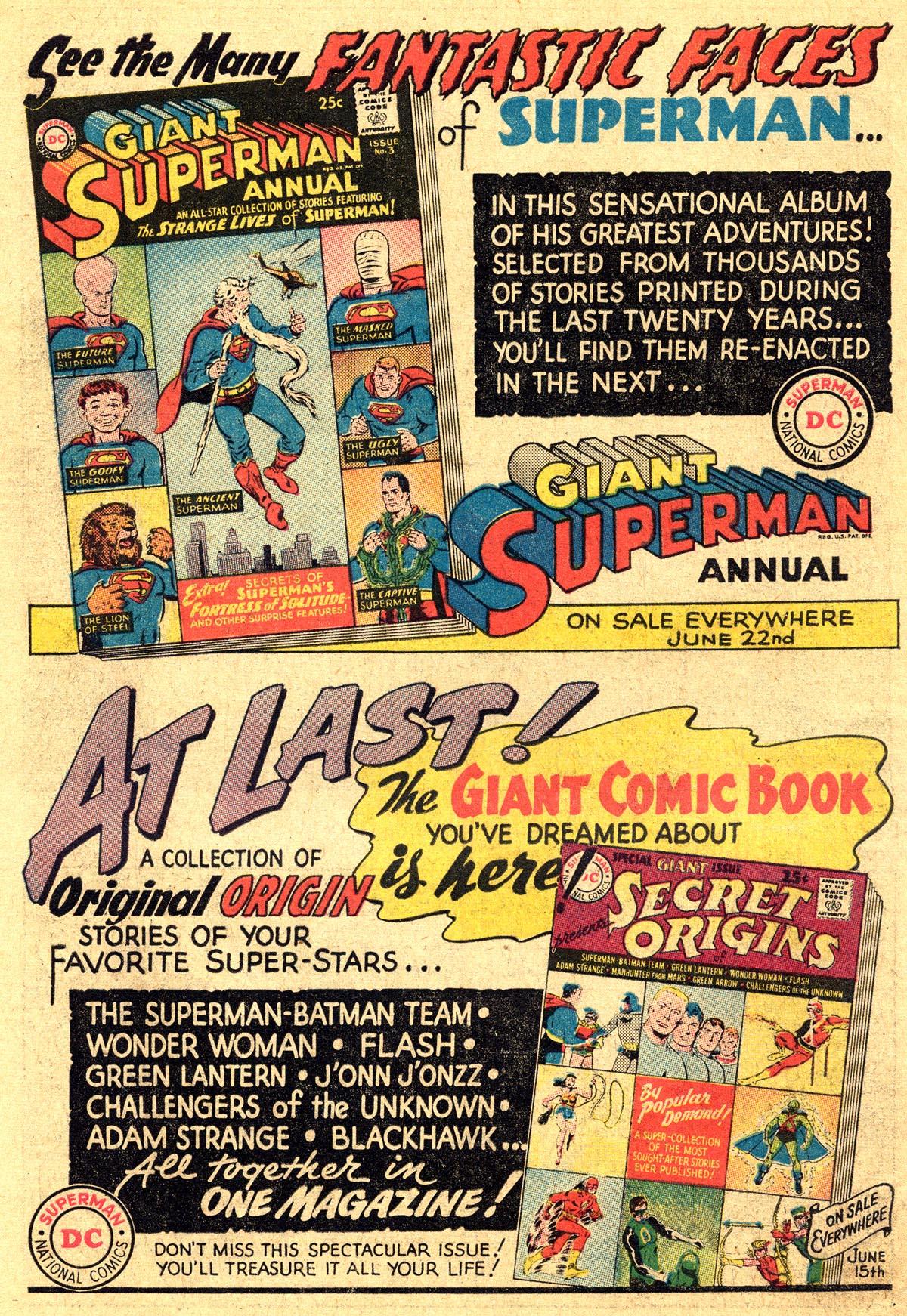 Read online Adventure Comics (1938) comic -  Issue #286 - 19
