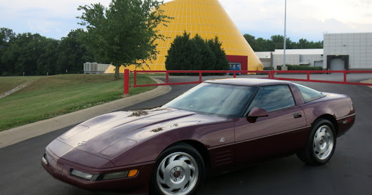 1984-1996 C4 Corvette history and memories. The secret's out!