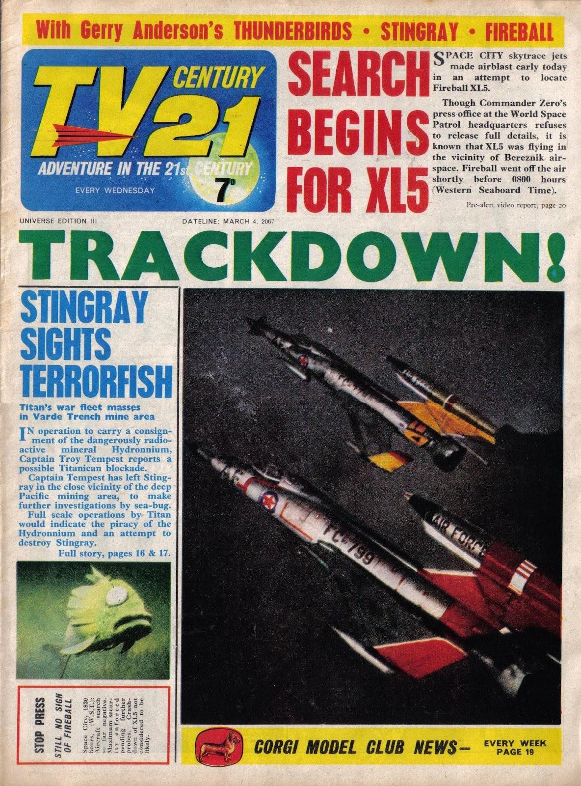 TV Century 21 (TV 21) 111 Page 1
