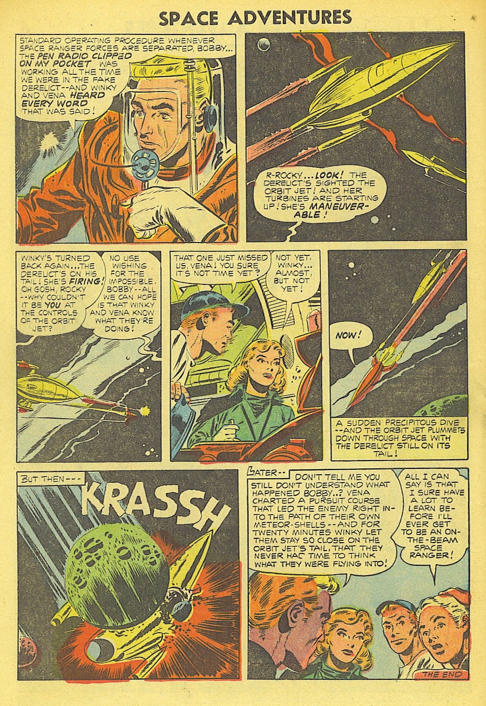 Read online Space Adventures comic -  Issue #15 - 27
