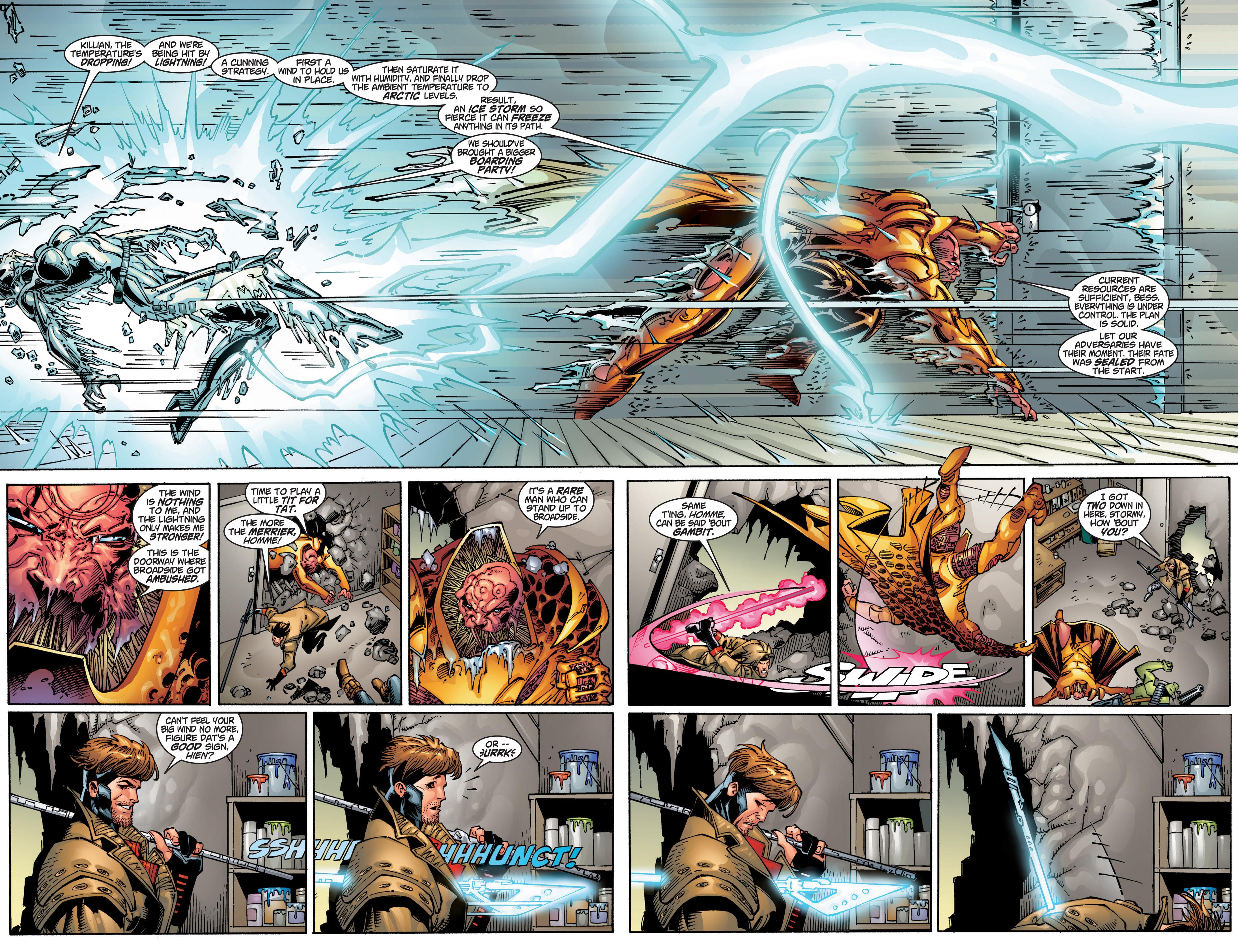 Read online Uncanny X-Men (1963) comic -  Issue #384 - 16