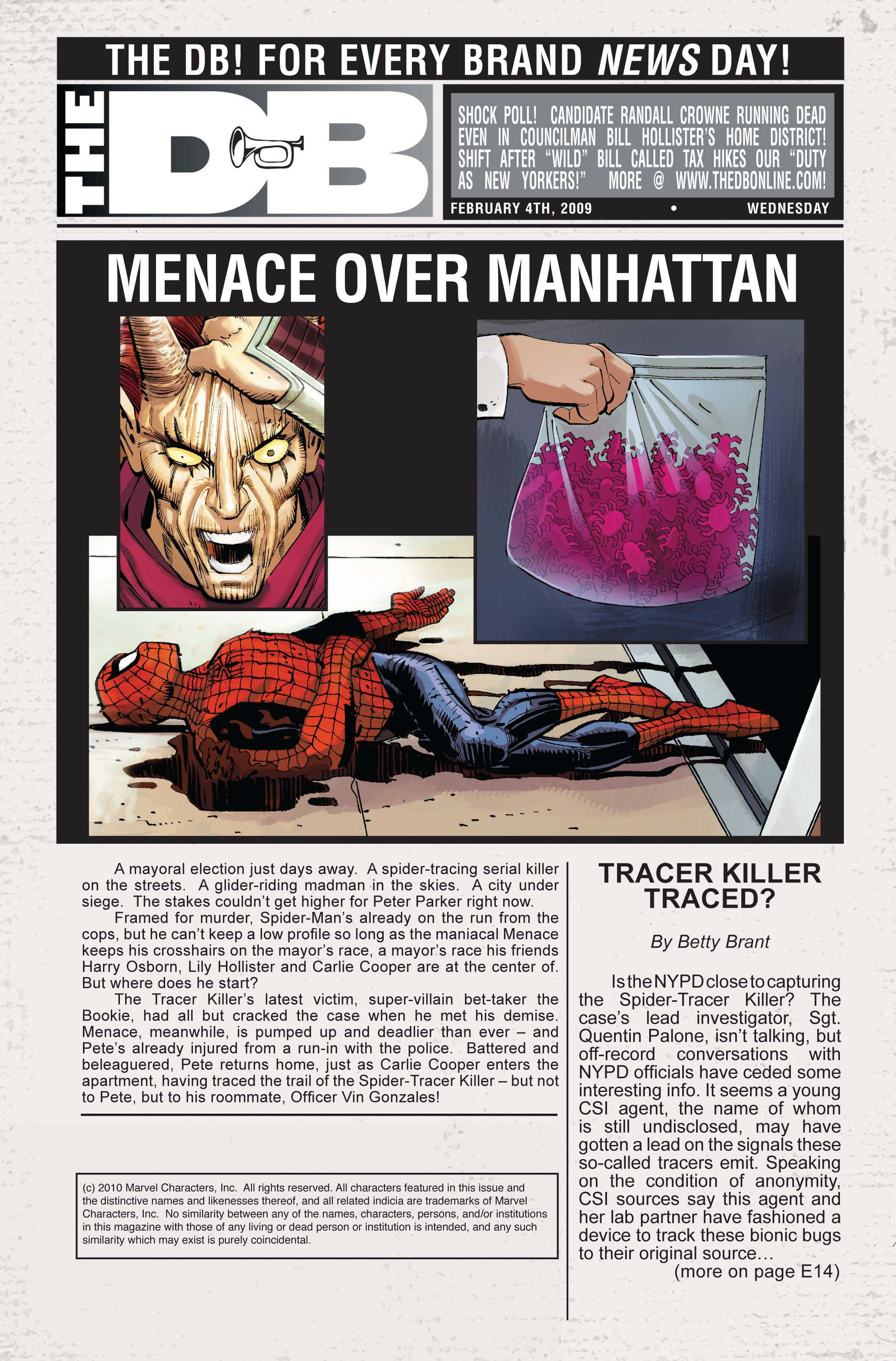 The Amazing Spider-Man (1963) 585 Page 1